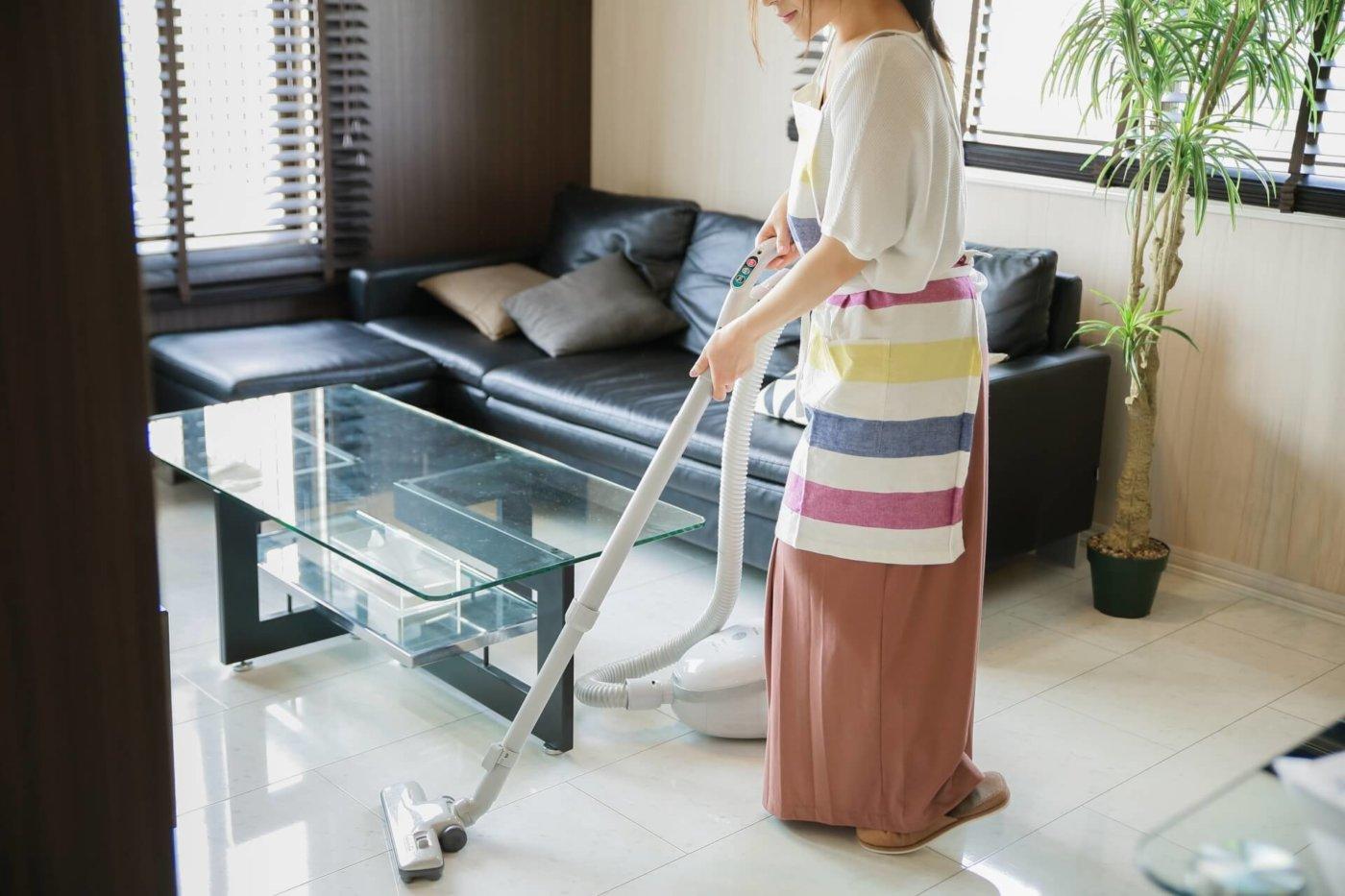 【大掃除】部屋の片付けをどこからやっていいのか解らない人へ