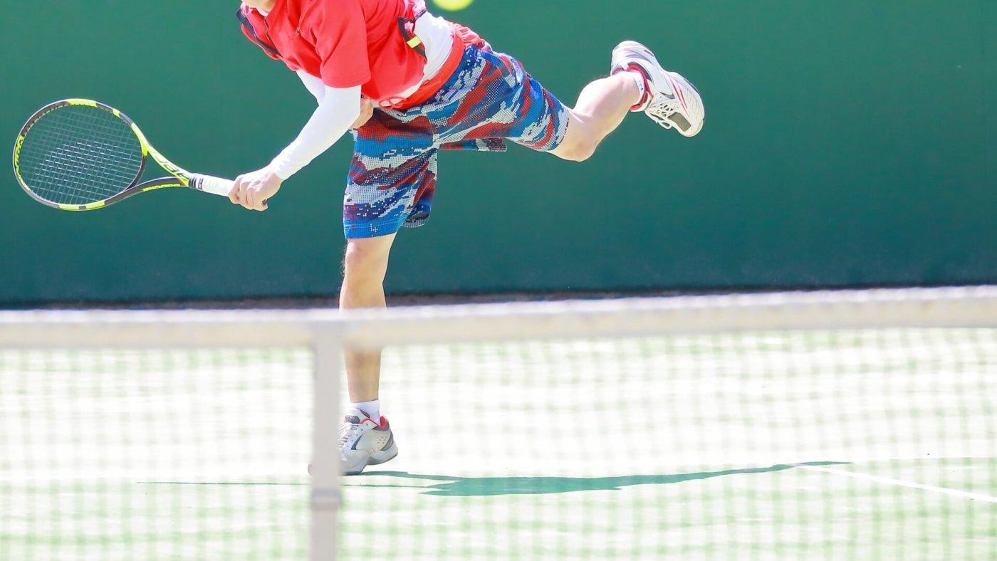 テニスのサーブ練習は家でもできる!