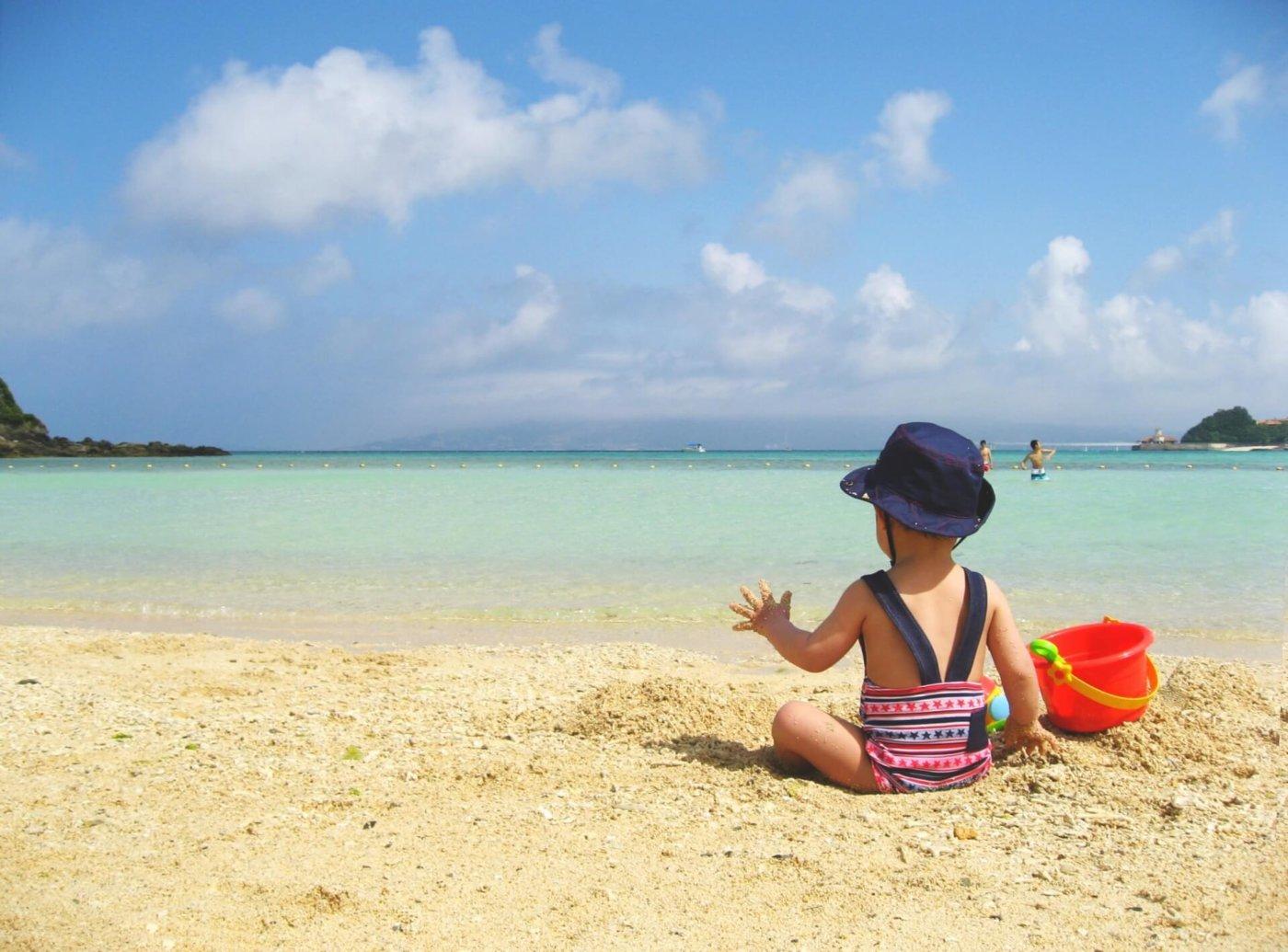 【海水浴】9月でも関東で海水浴はできる?水温やクラゲの出没と泳げる関東の海水浴場