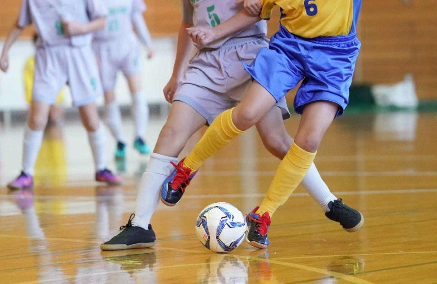 号球?フットサルボールの大きさの違い知っていますか?