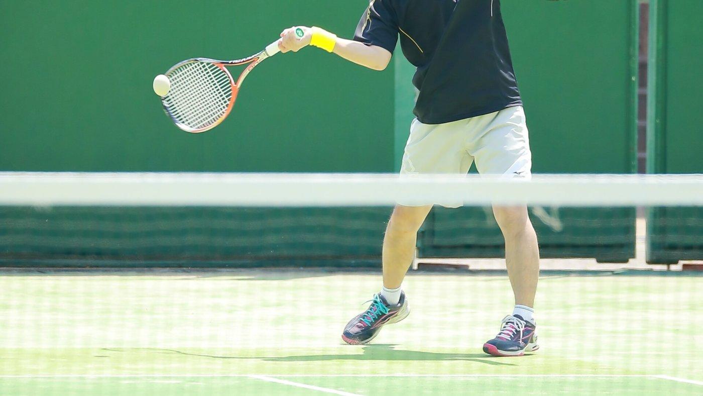 テニスのルールを教えて!ラフ・スムースについて