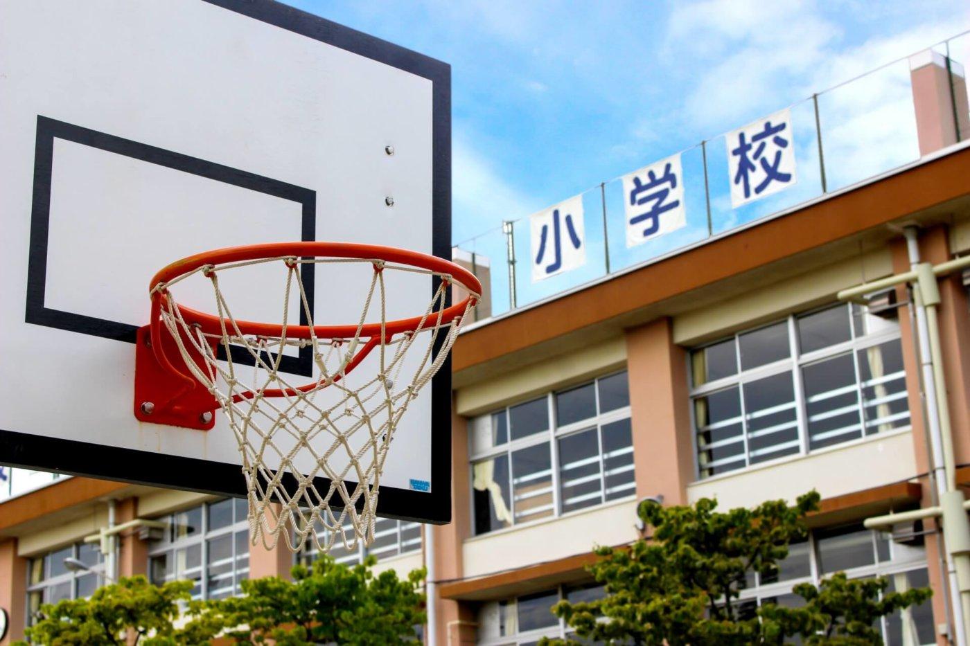 小・中・高で違う!?バスケのゴールの高さについて調べてみました。