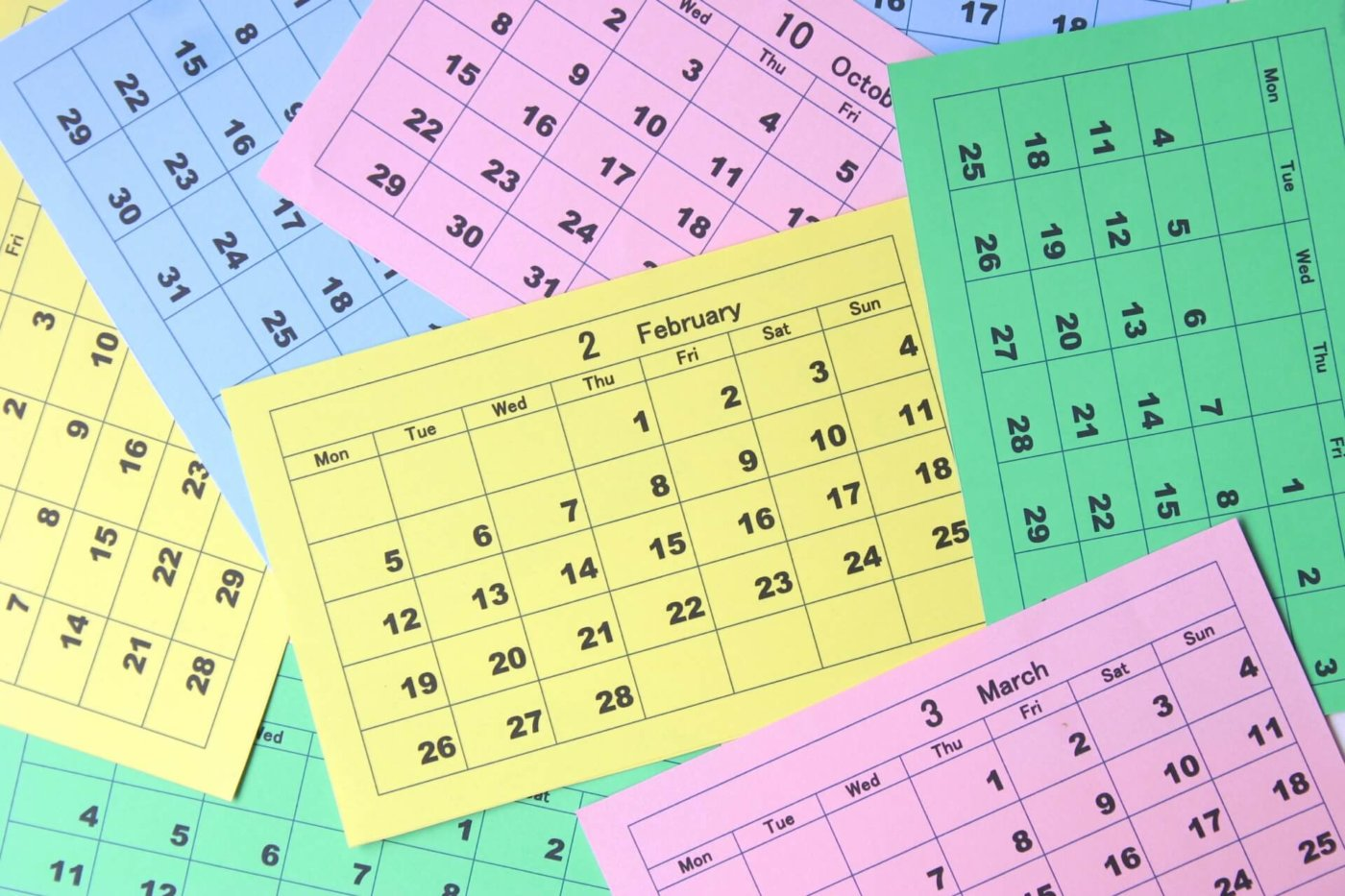 イベントカレンダーを活用