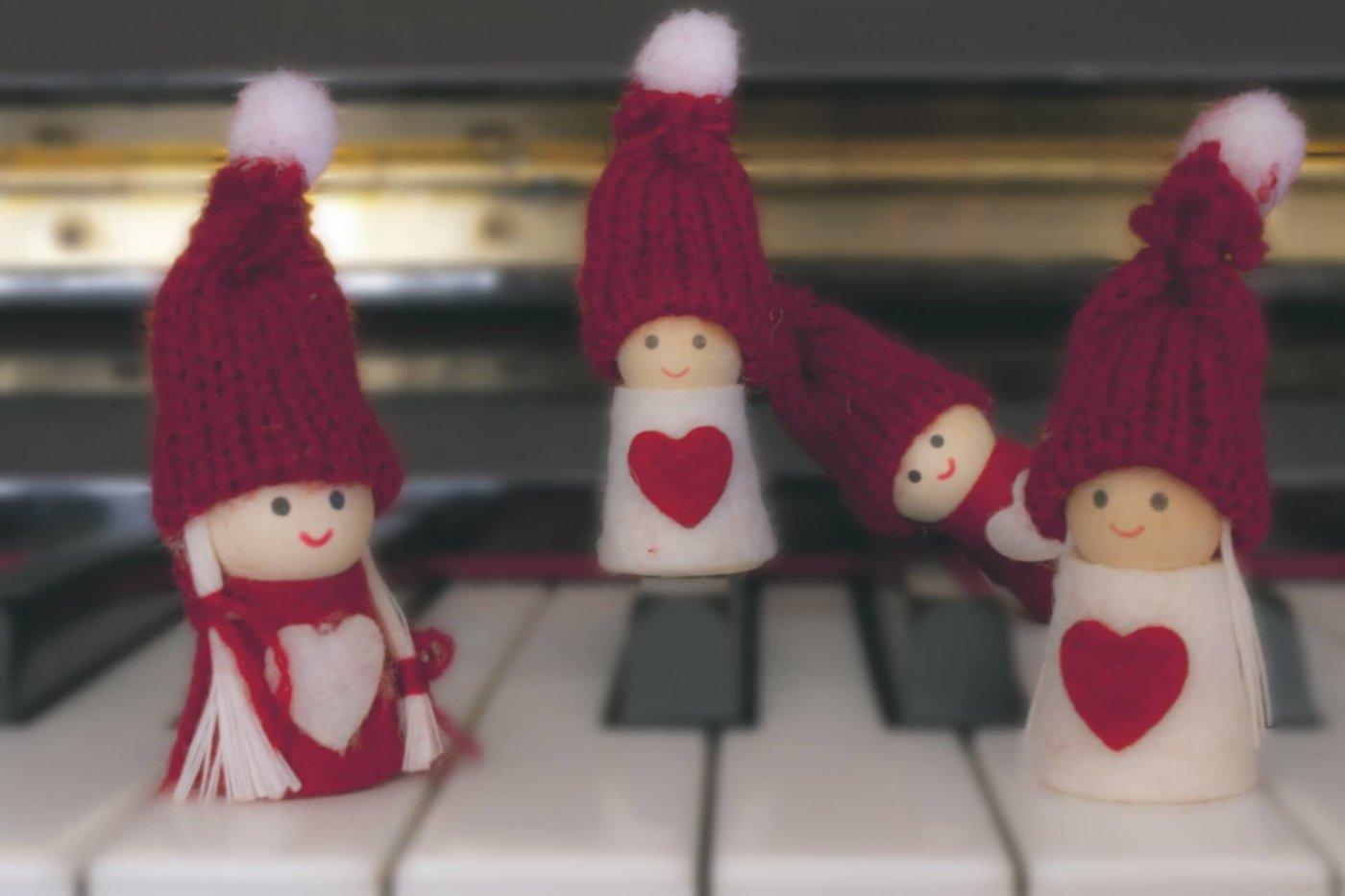 クリスマスの定番の曲
