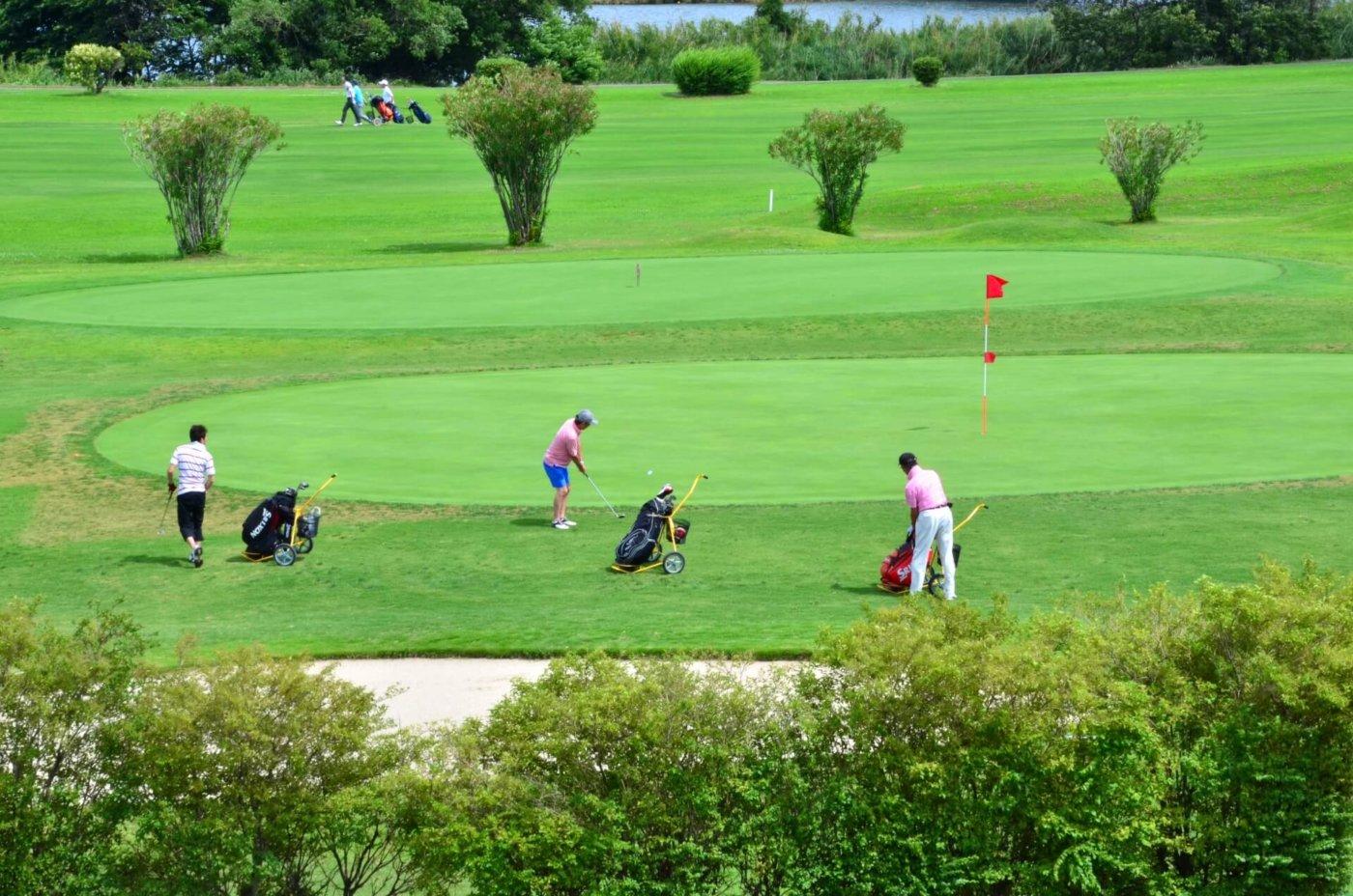 ゴルフにも保険があります