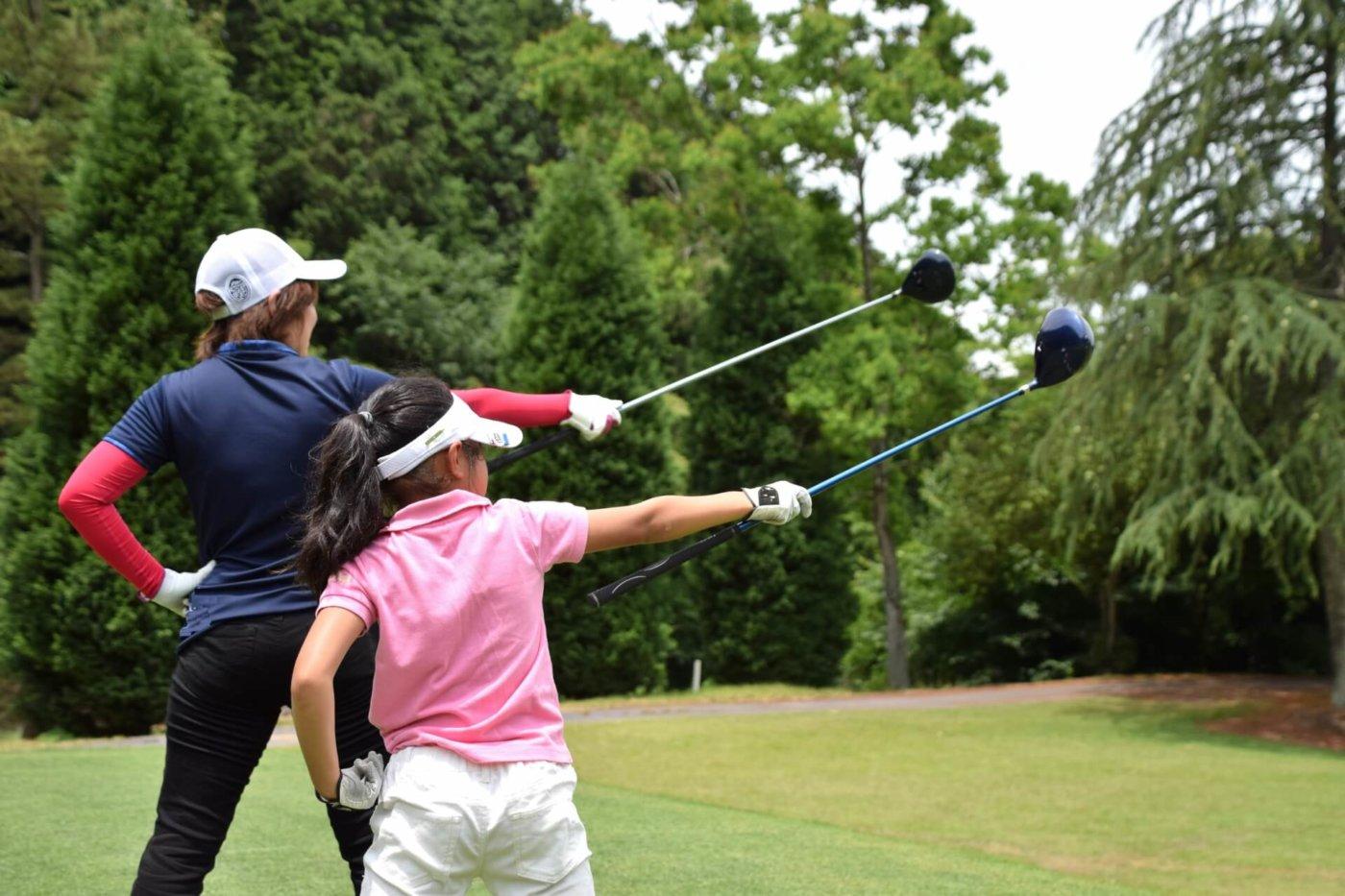 ゴルフの練習ポイント