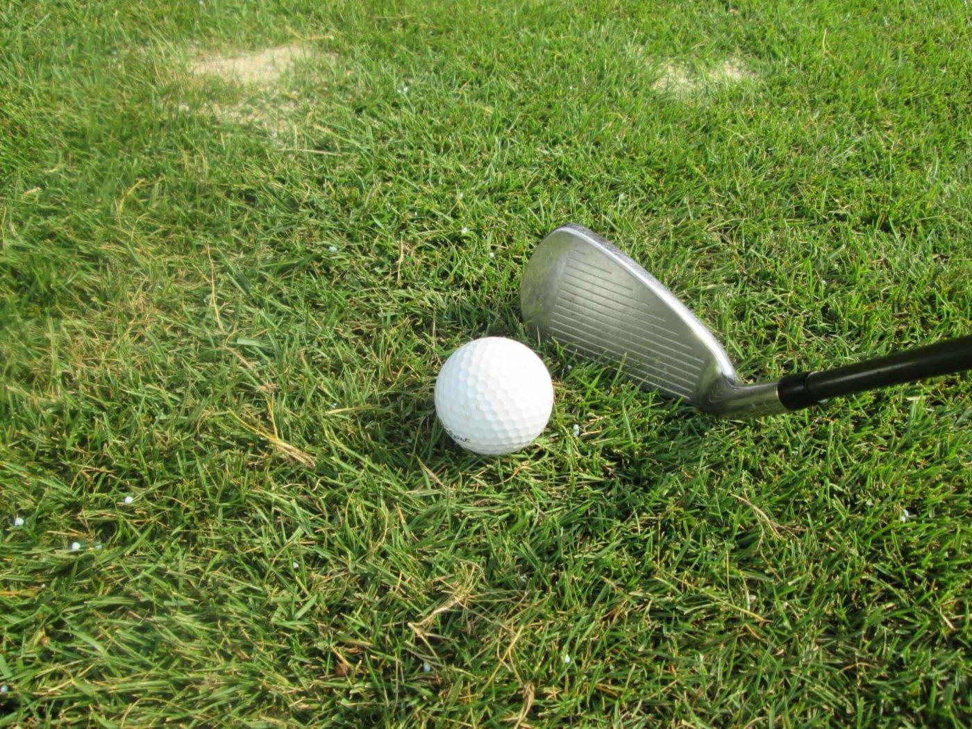 ゴルフ用語の「シャンク」
