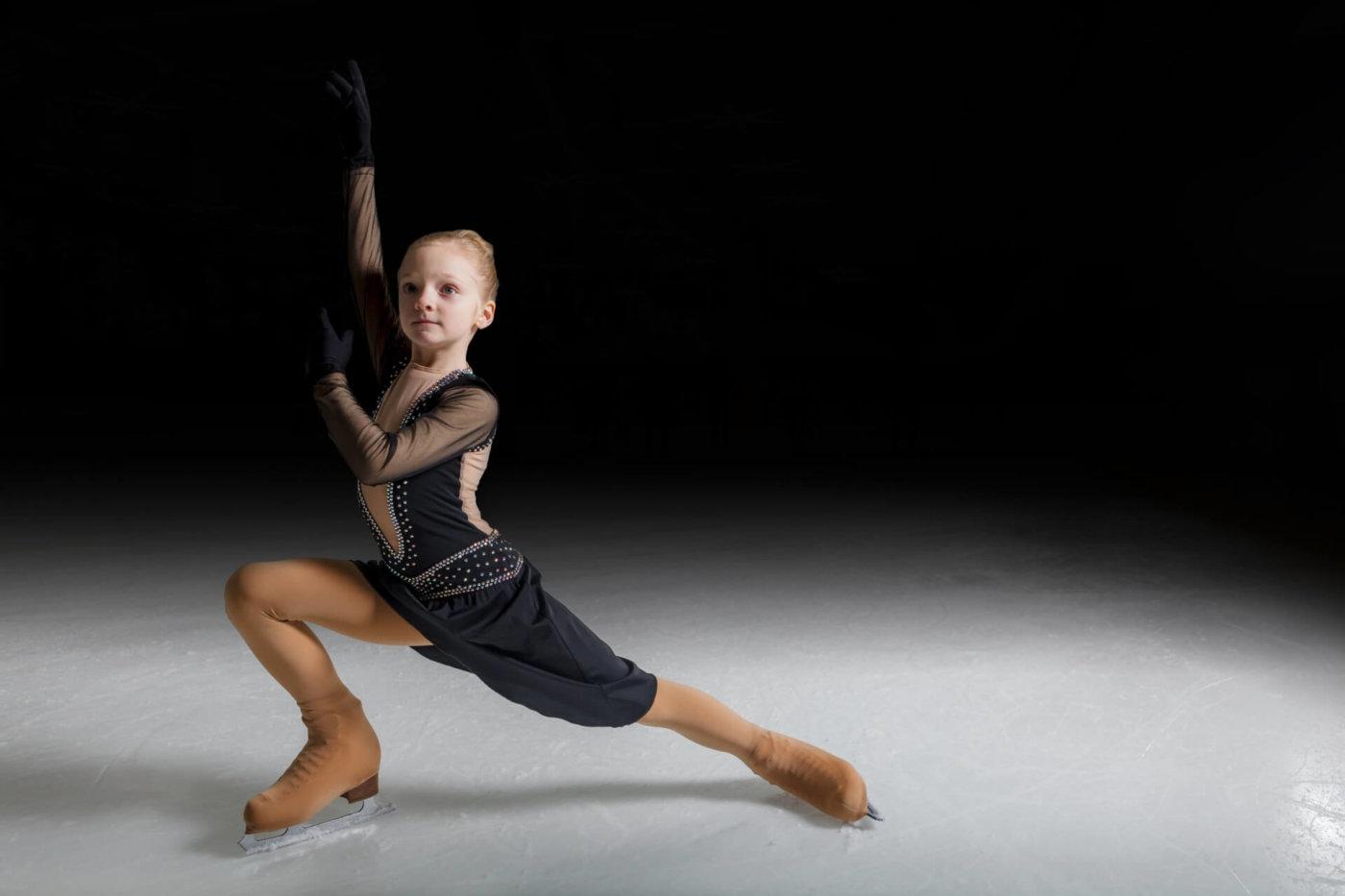 スケート滑り方のコツ3選