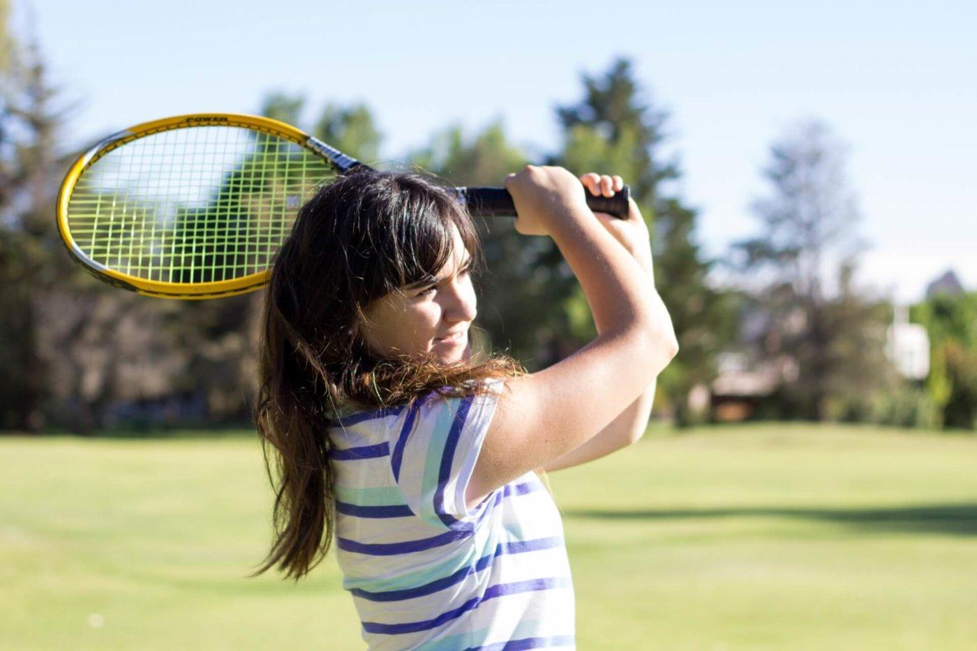 レディース用のテニスウェアを紹介