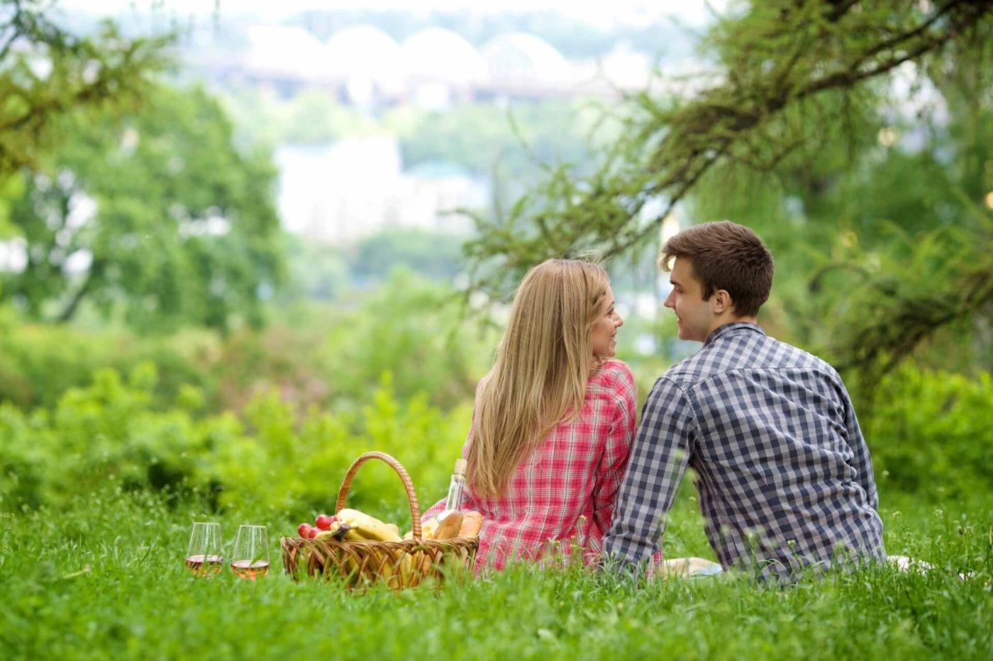 デートにおすすめのピクニック