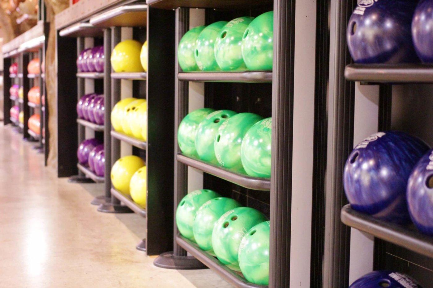 ボーリングのボールの選び方は?
