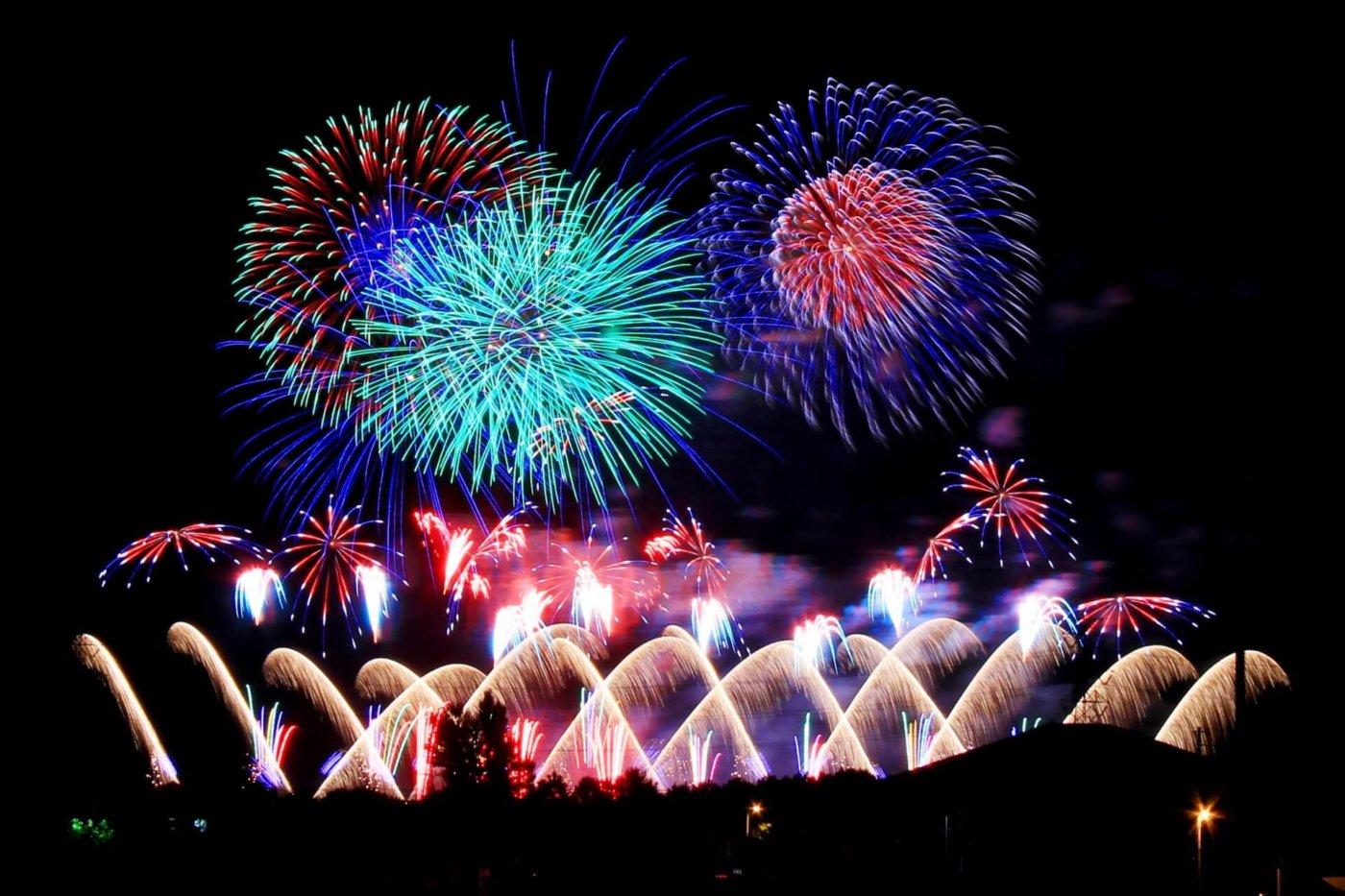 札幌で花火大会を楽しむならこの花火大会!札幌花火大会特集!