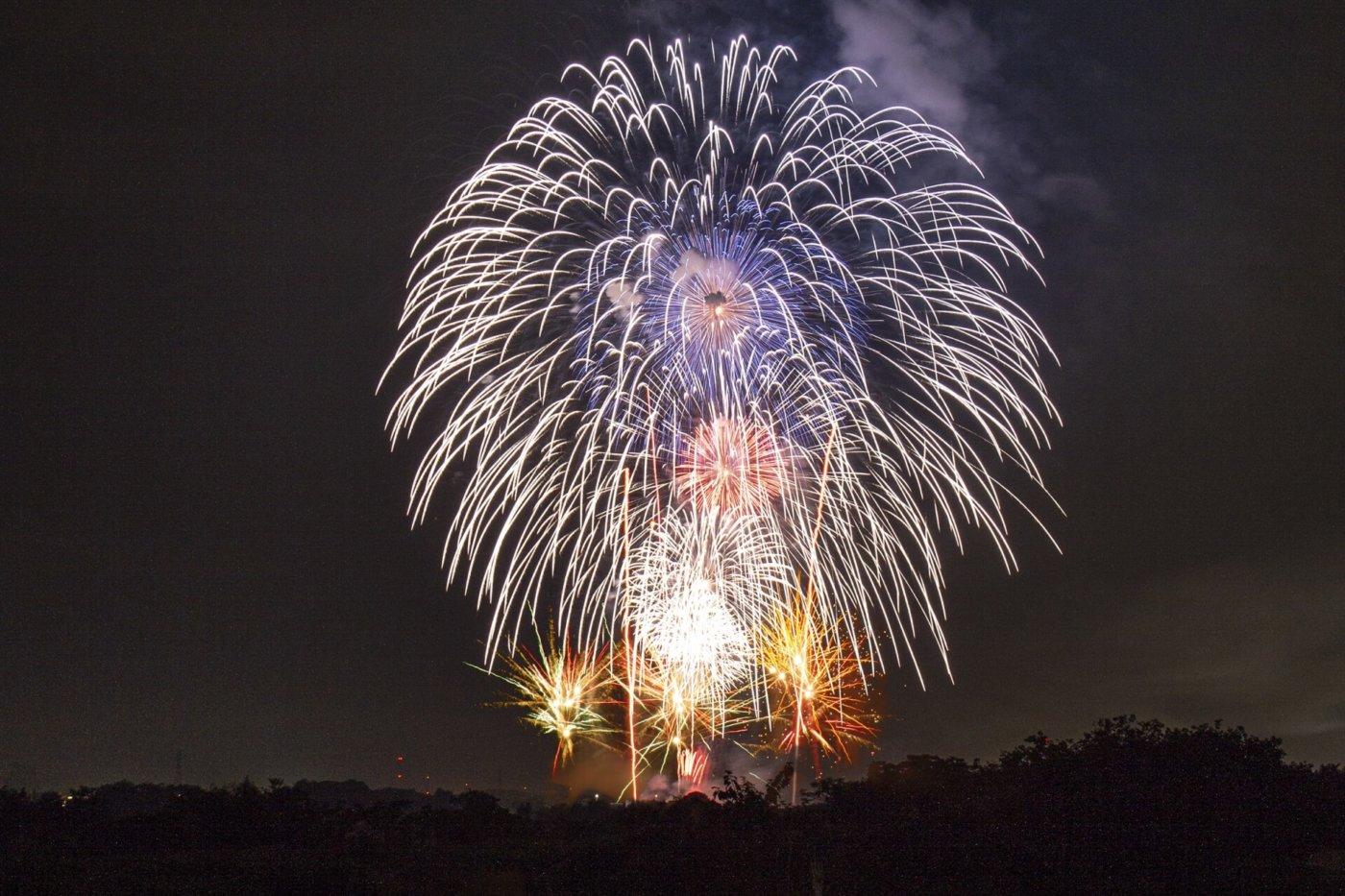 埼玉で一番人気のある花火大会は?それは熊谷の花火大会です!