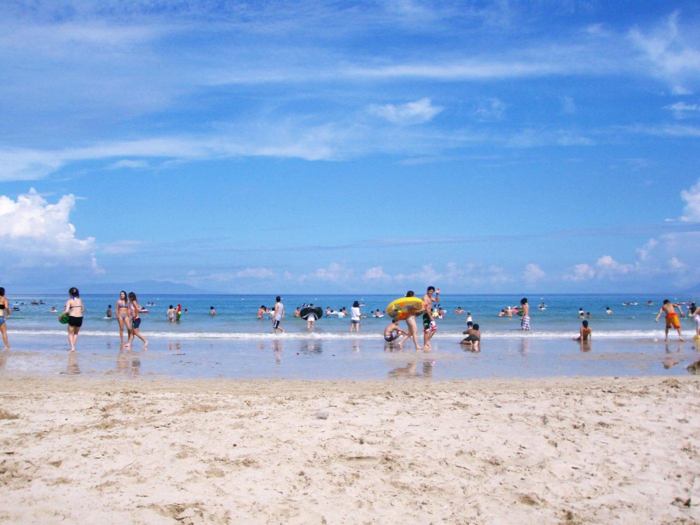 夏に行きたい!人気の海水浴場3選