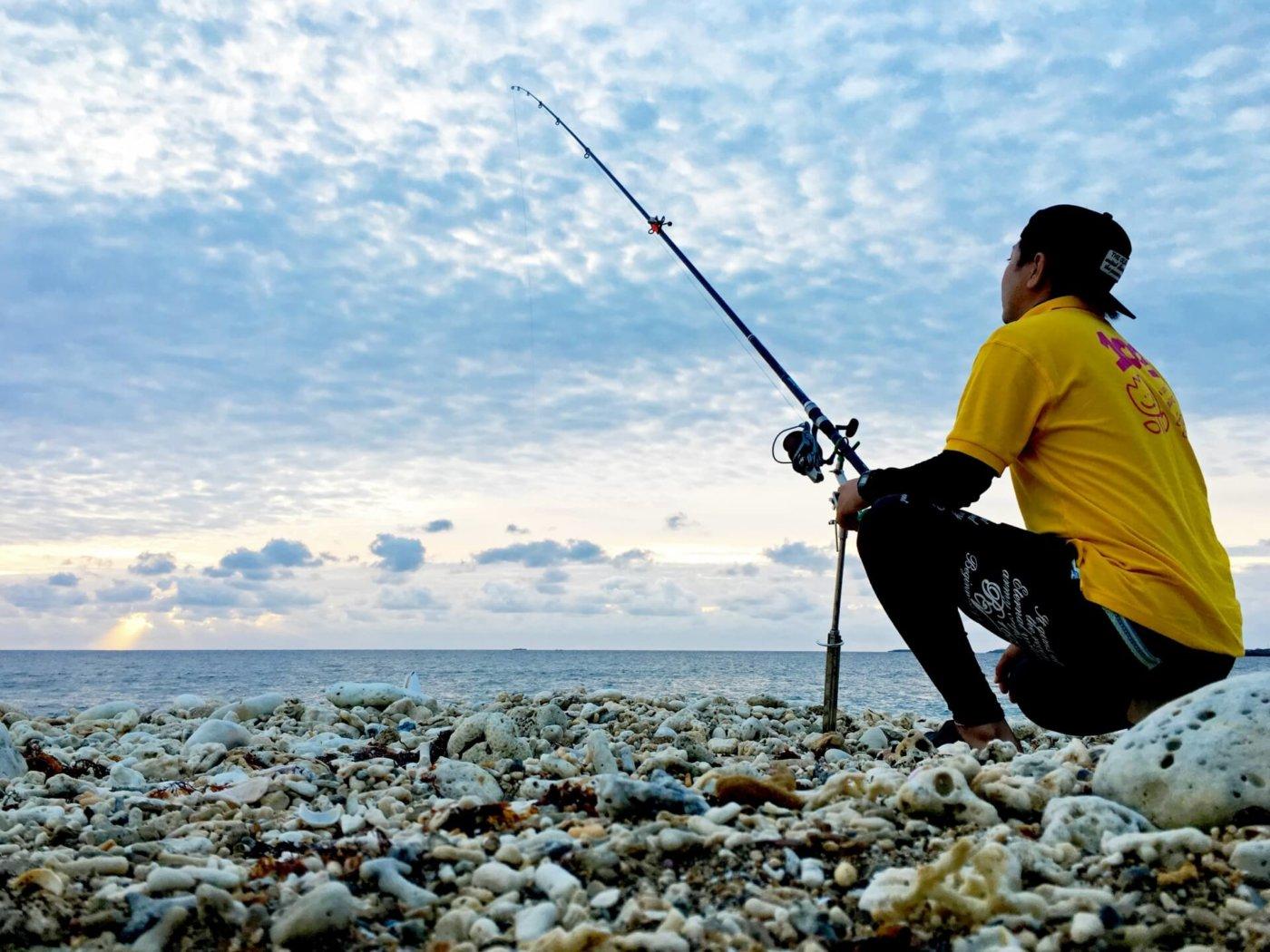 釣りをするのに風の確認は重要です!風予報の確認とその方法