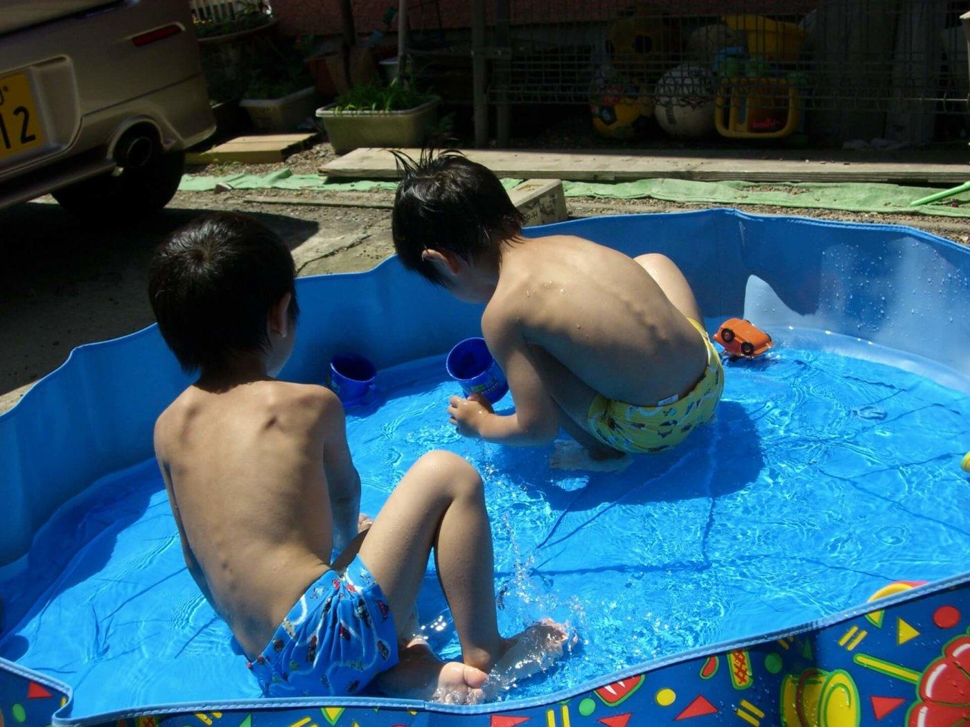 人気のある家庭用プールはこれ!おすすめ人気家庭用プール特集