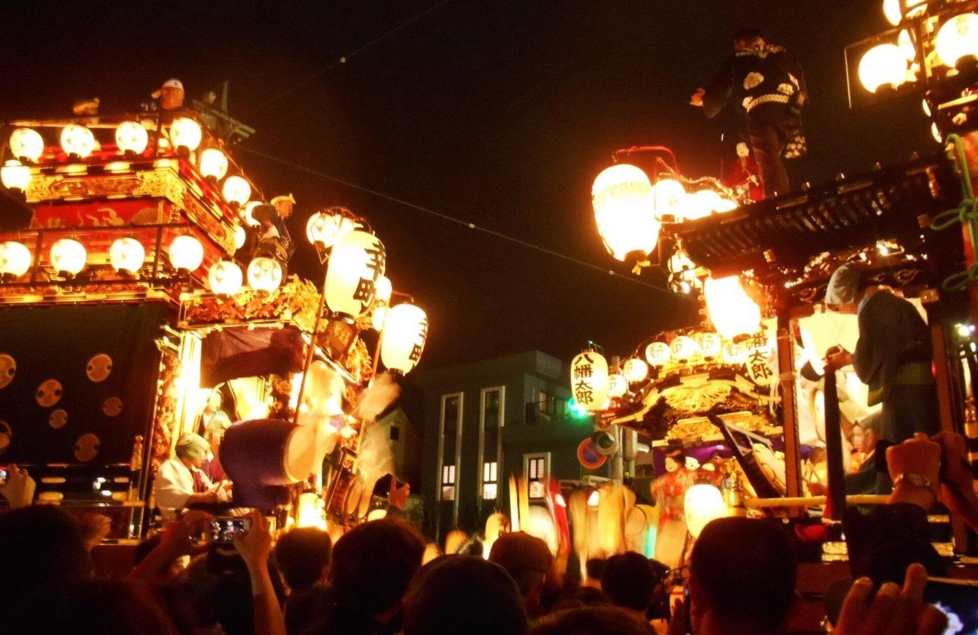 小江戸川越の祭「川越まつり」がすごい!