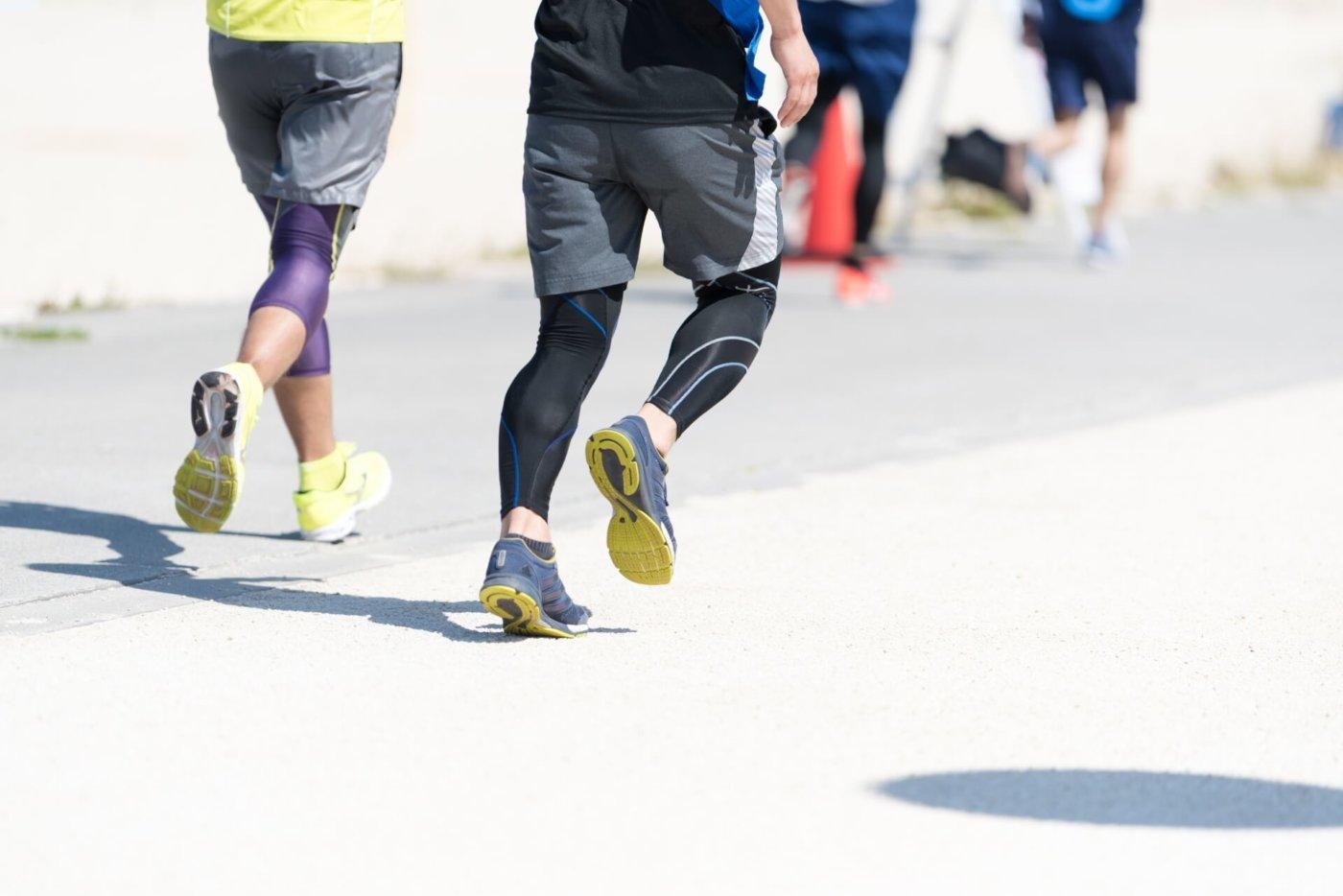 マラソンの正しい走り方、ランニングフォームとは