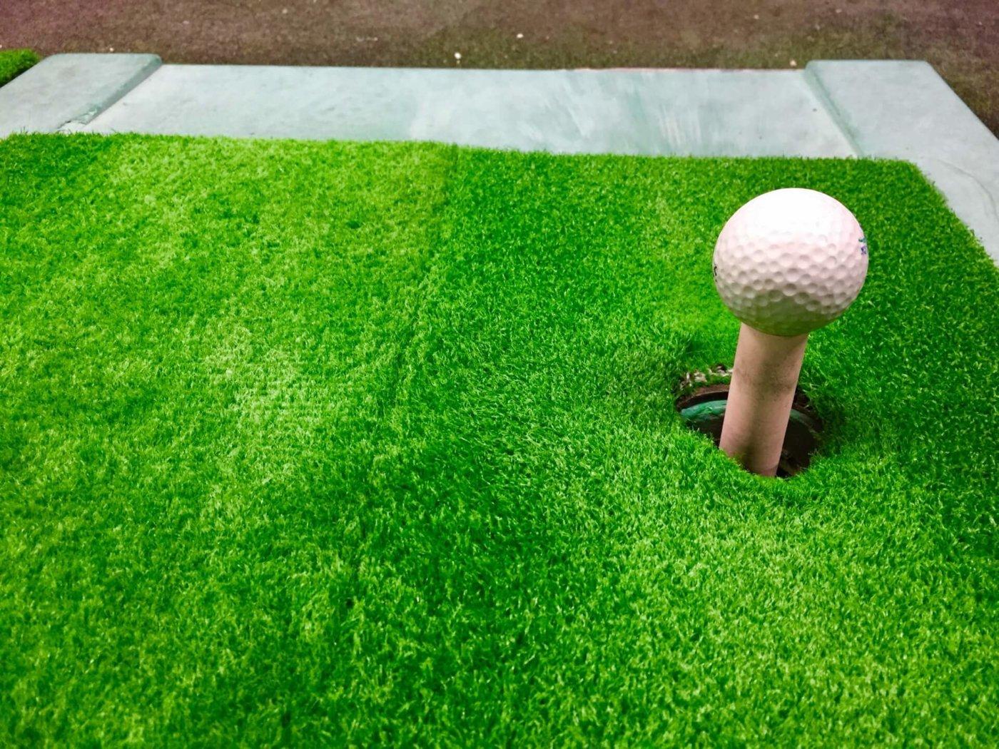ゴルフスクール「サンクチュアリ」