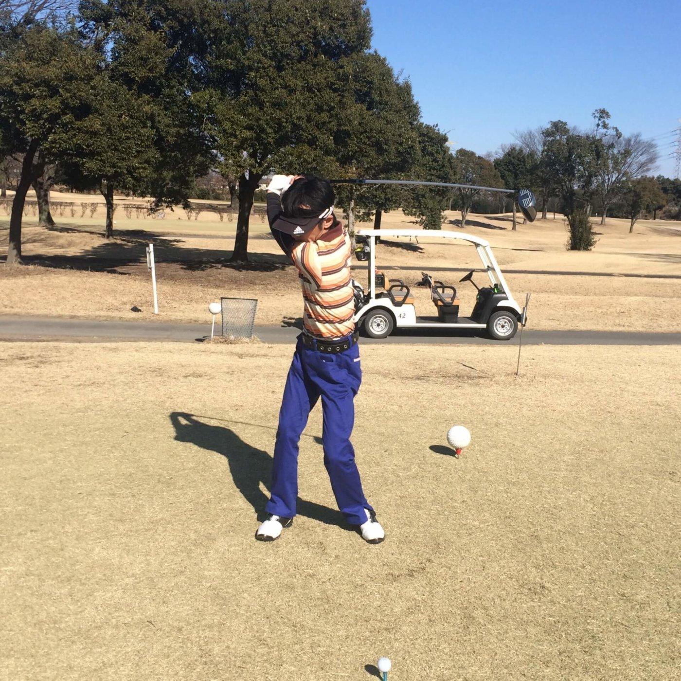 ゴルフで安定した平均飛距離を出す