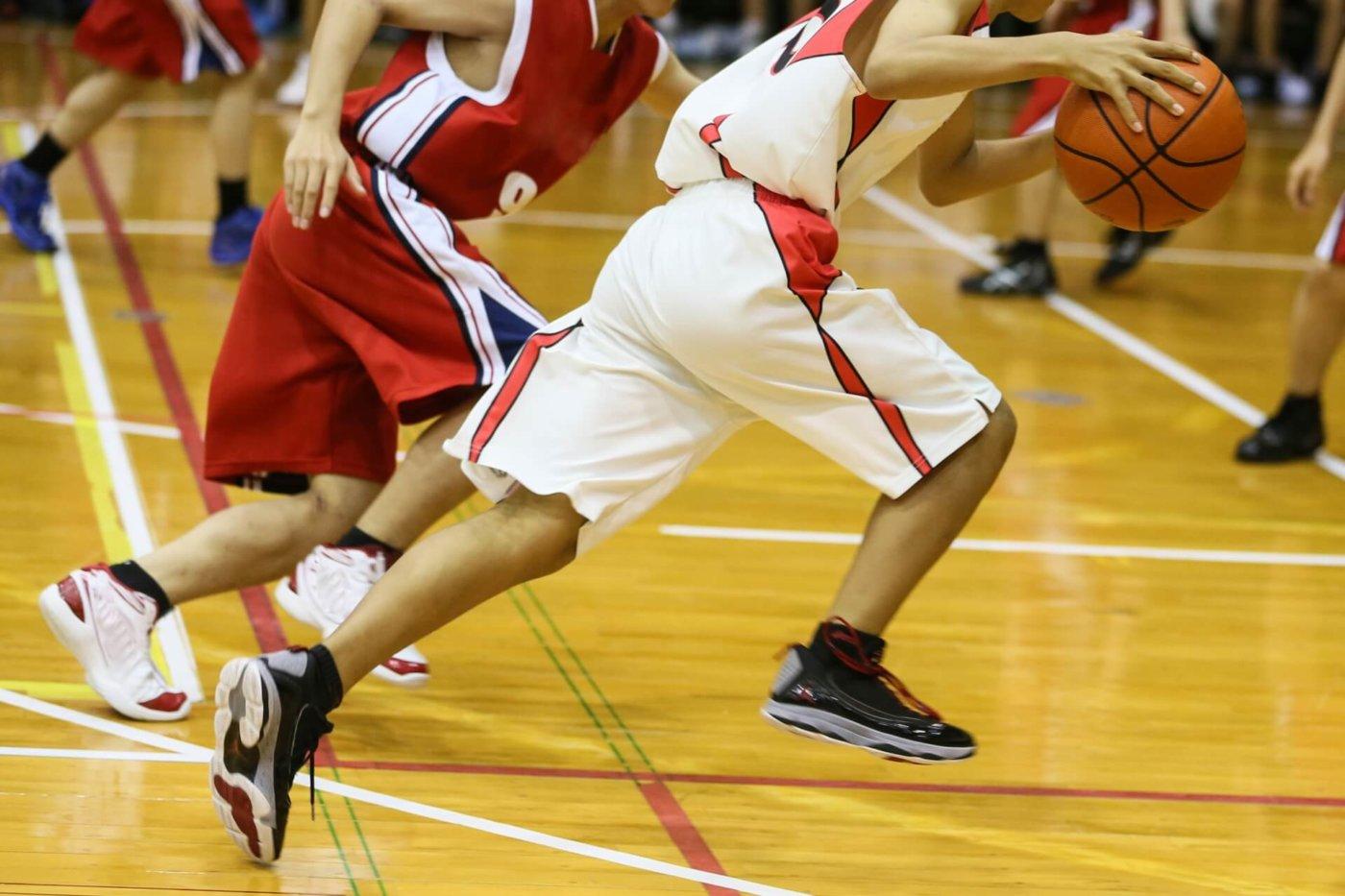 バスケの動き方を紹介