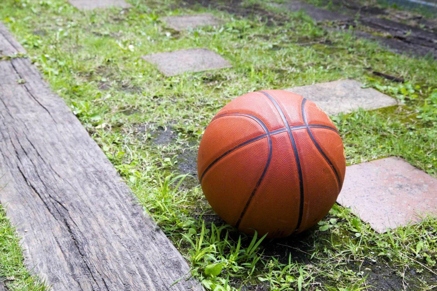 バスケのアンクルブレイク