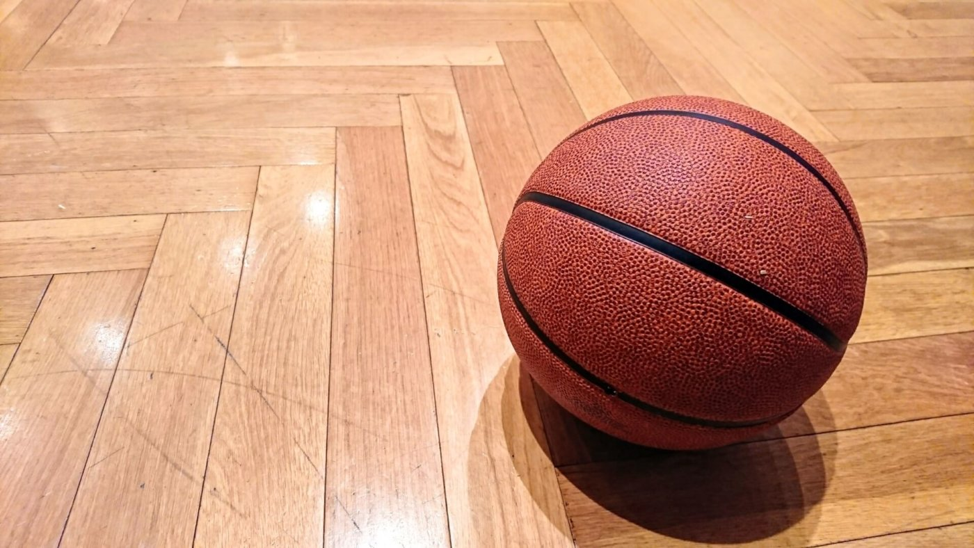 京都のバスケットボール