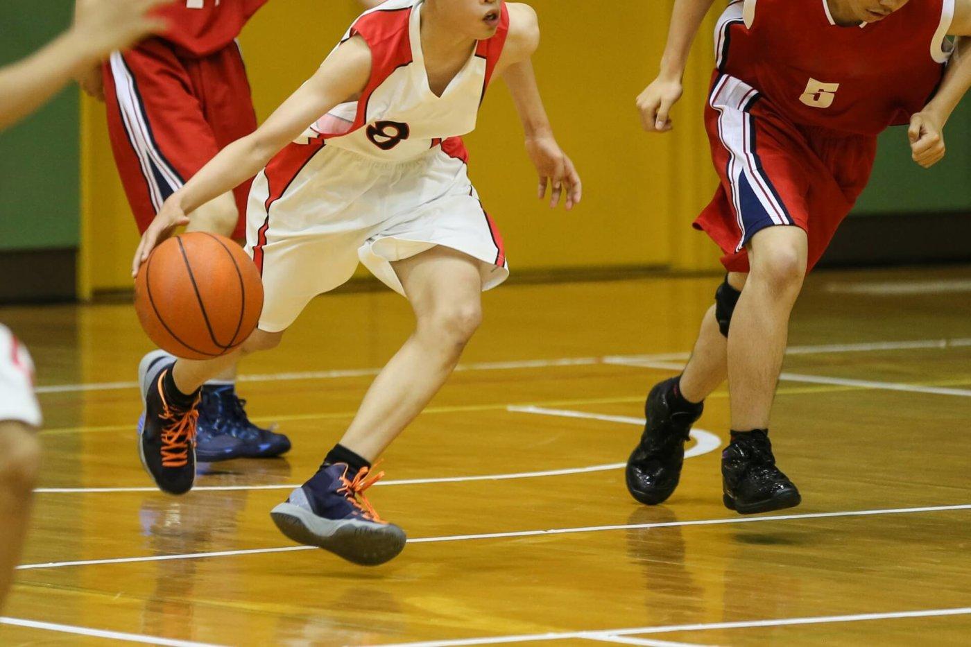 バスケットボールの掛け声