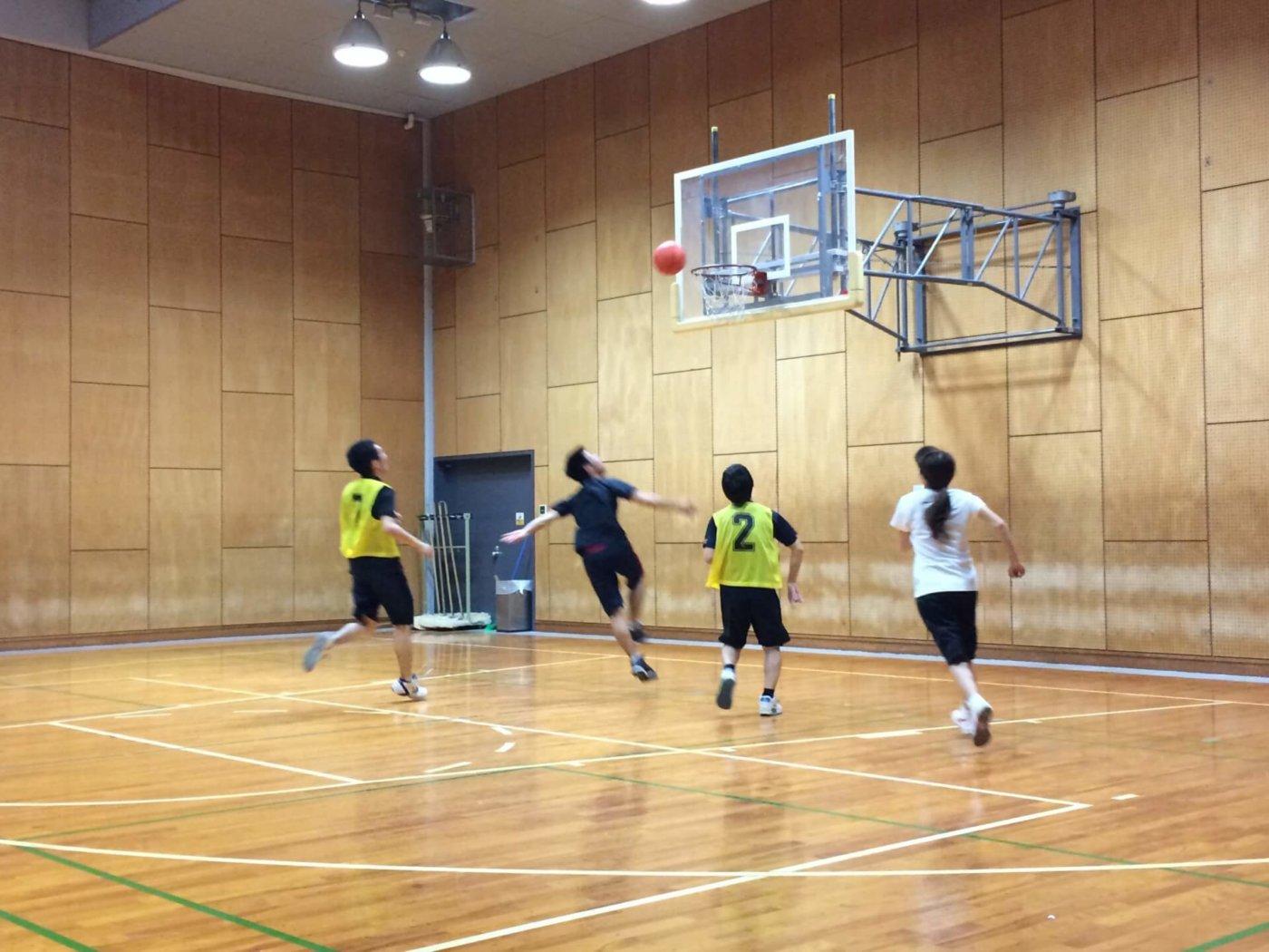 日本のバスケットボールの問題