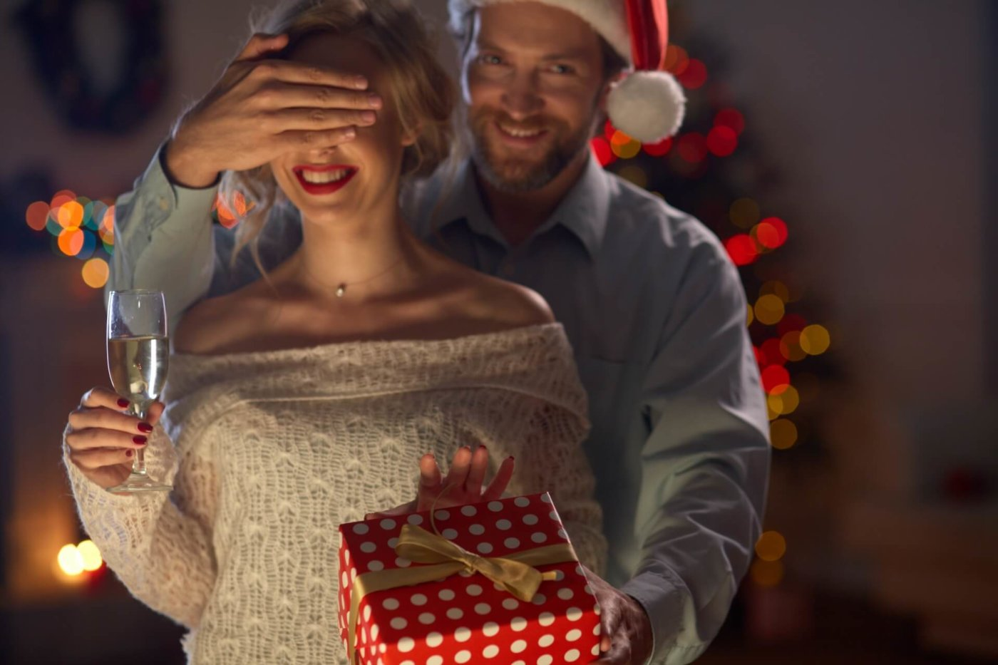 クリスマスに彼女が喜ぶプレゼントは?