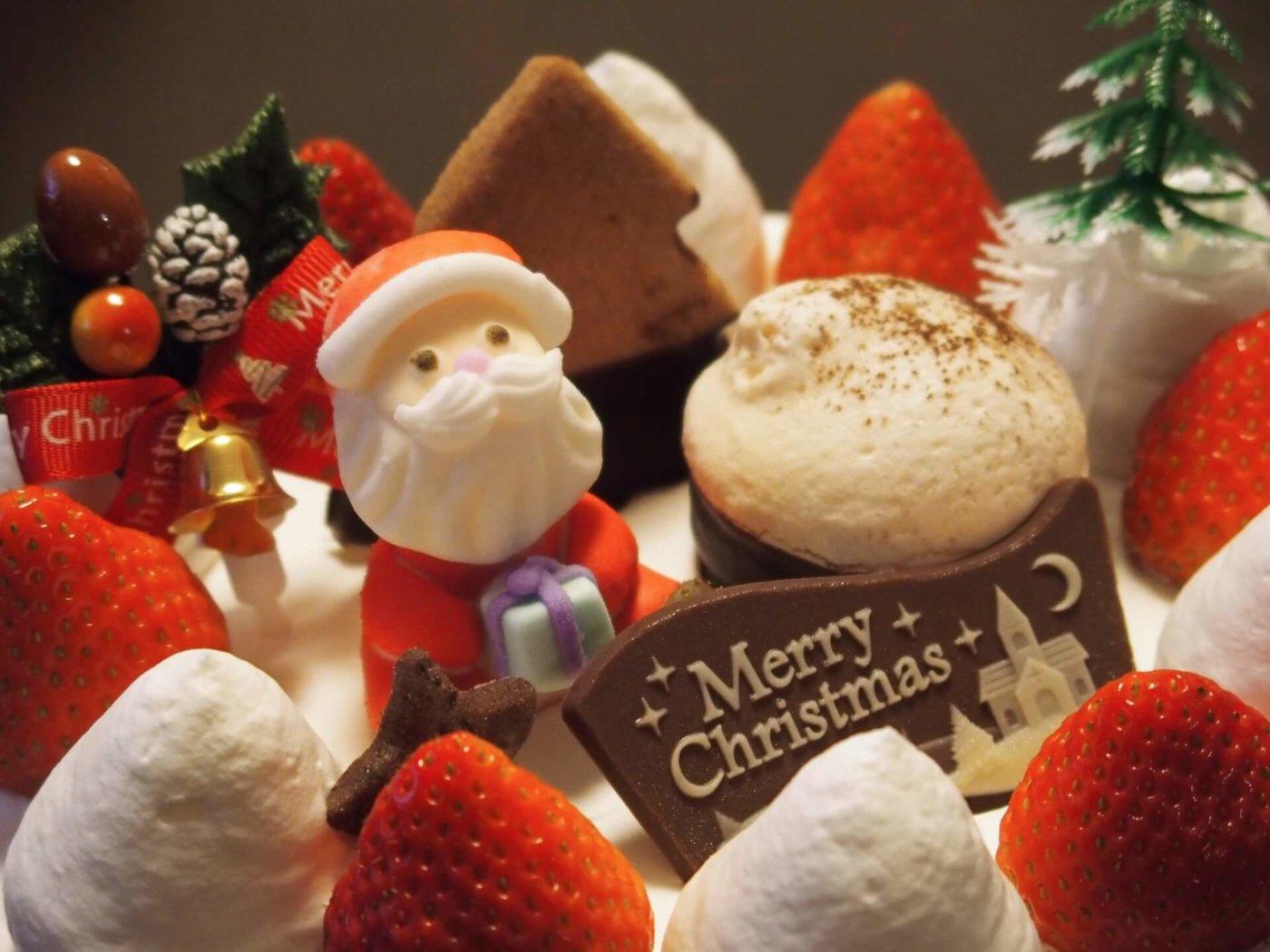 世界のクリスマスケーキの習慣は?