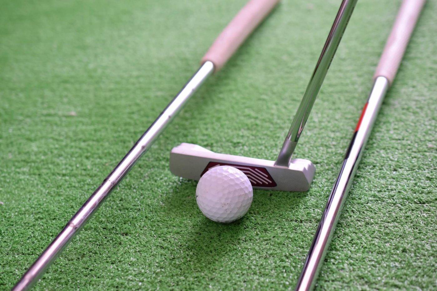 ゴルフを始めたい!初心者がゴルフを上達する為には?