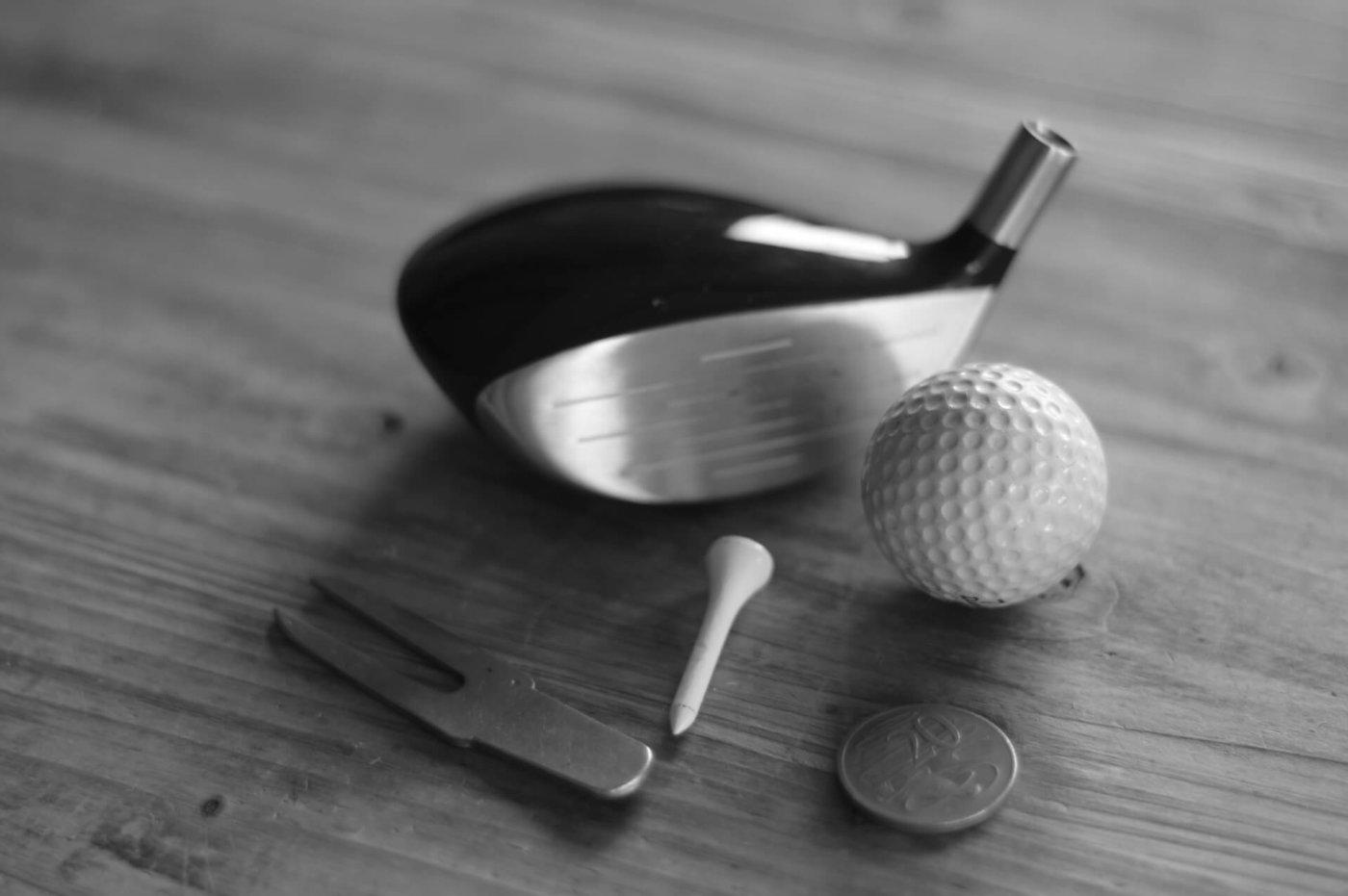 ゴルフのかっこよく揃えるグッズならまずはこれ!