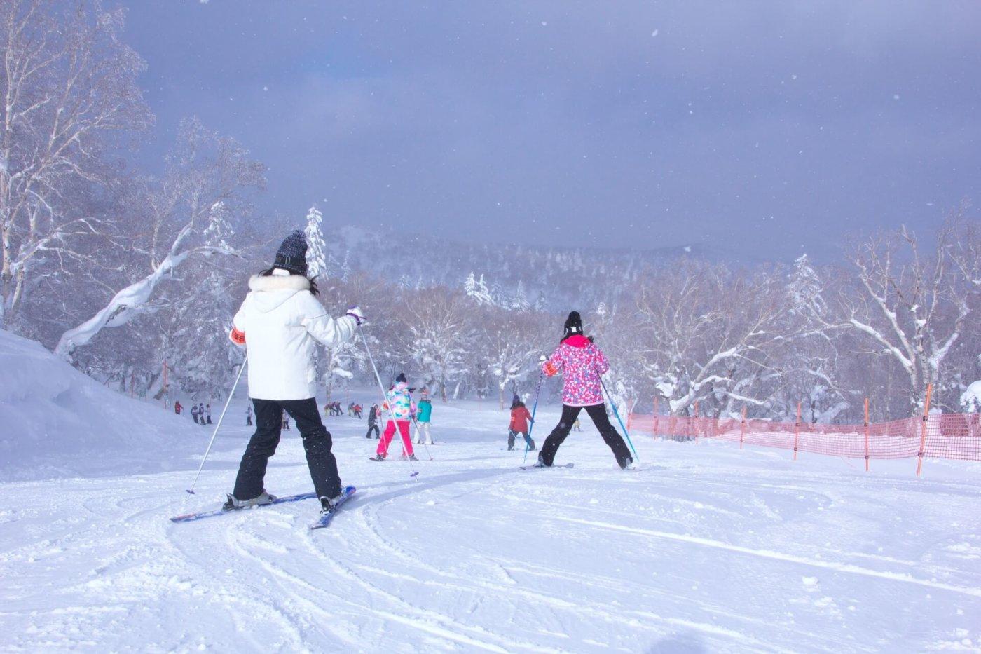 スキーを始めよう!スキーの持ち物