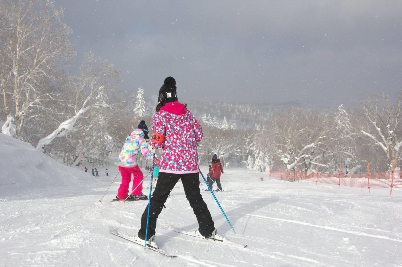 スキーを始めよう!ストックの選び方