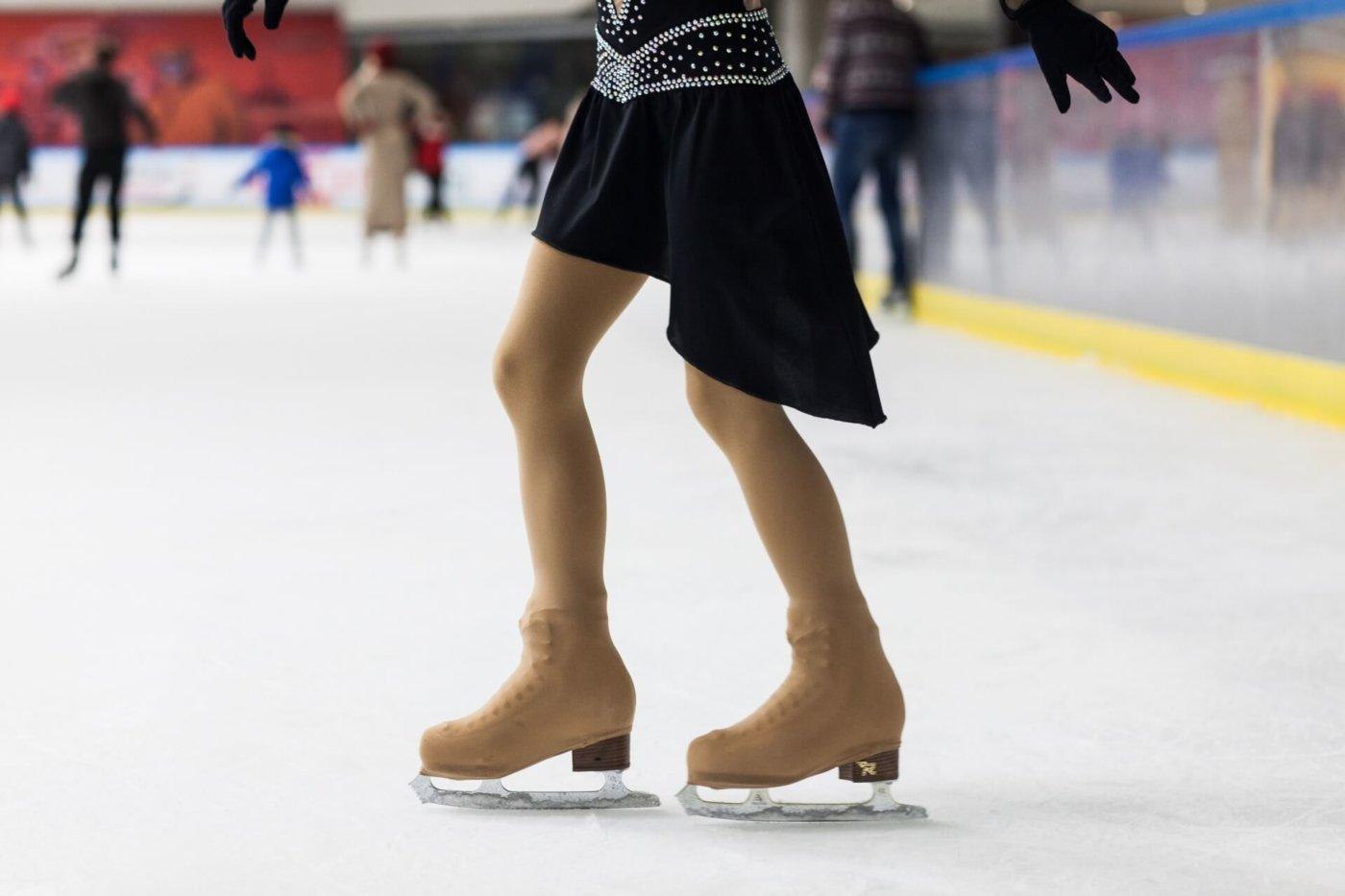 東京にあるスケートリンク