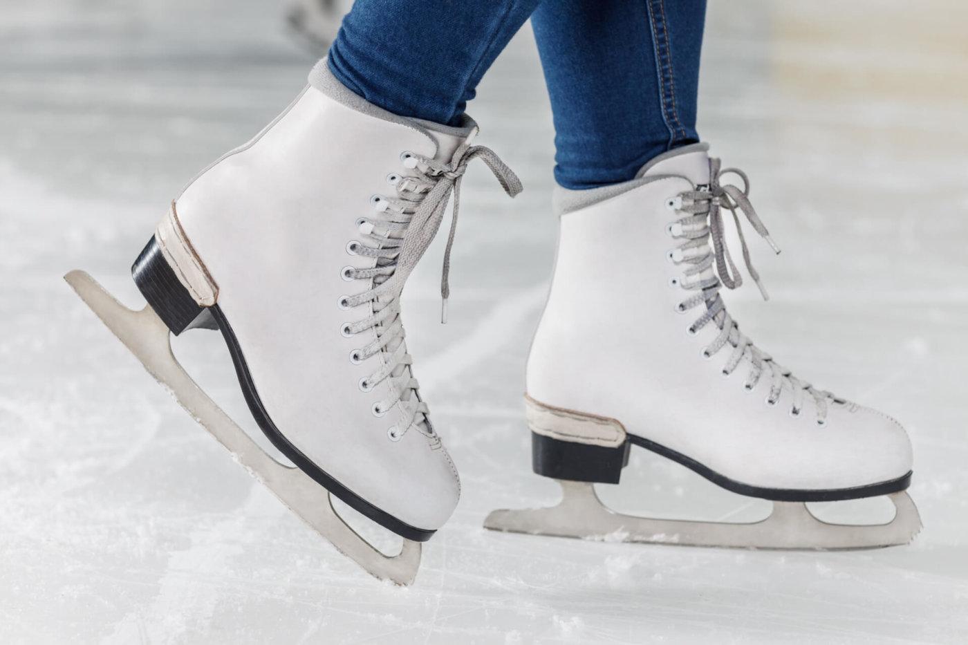 大阪にあるスケート場