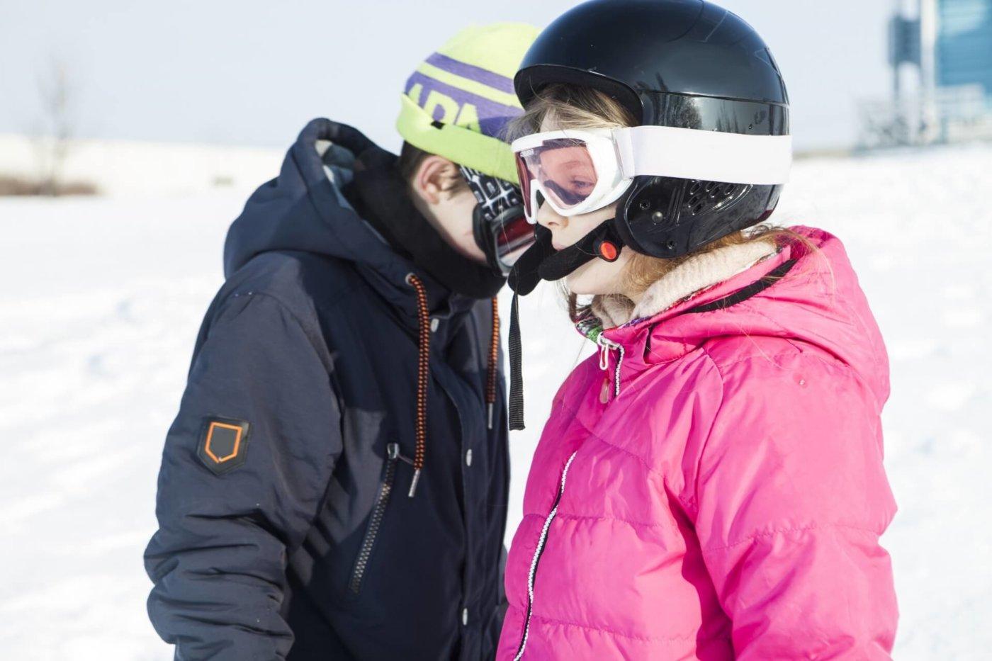 スノーボードするなら!ヘルメットはあった方がいいに決まってる!