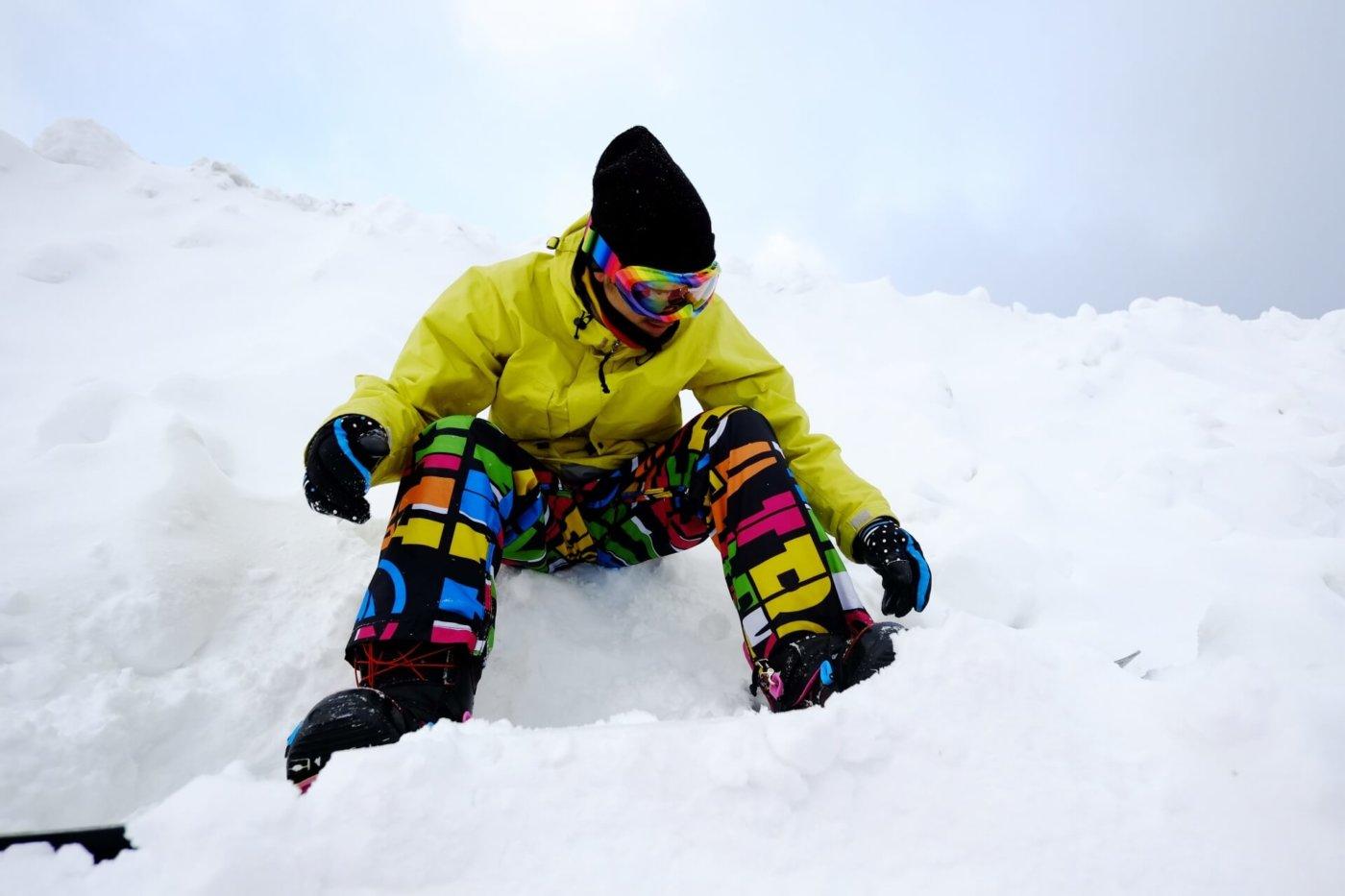 【スノーボードウェア】メンズ人気はコレ!