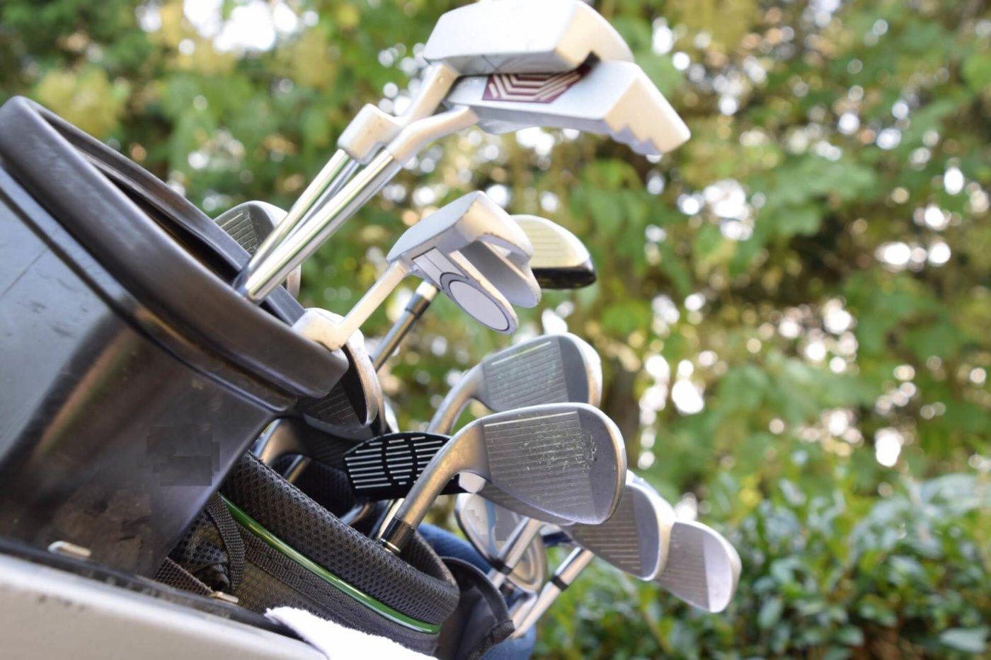 ゴルフ上達の鍵!?ゴルフクラブのベストな「本数と選び方」とは?