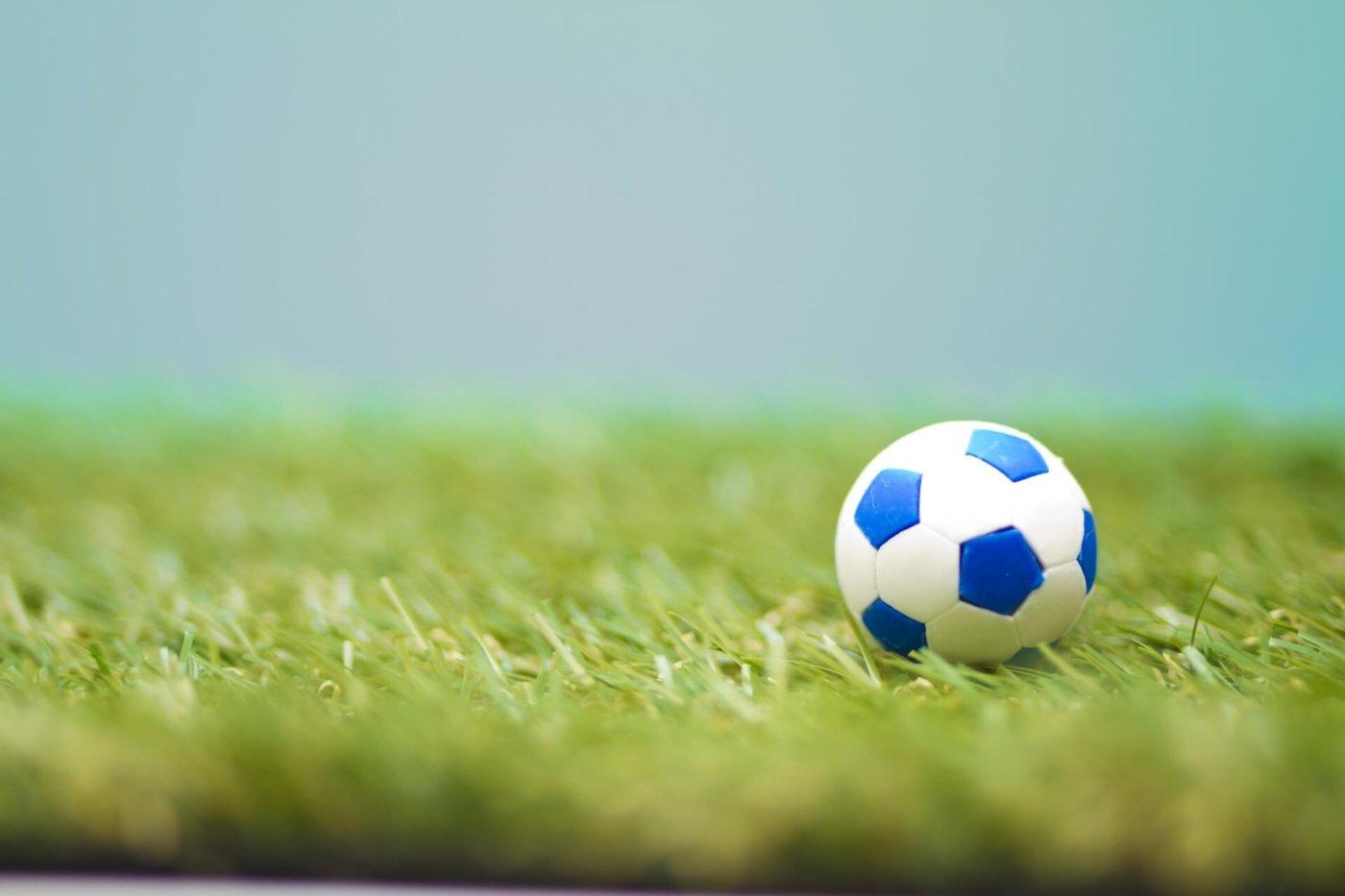 テレビのサッカー中継は最高