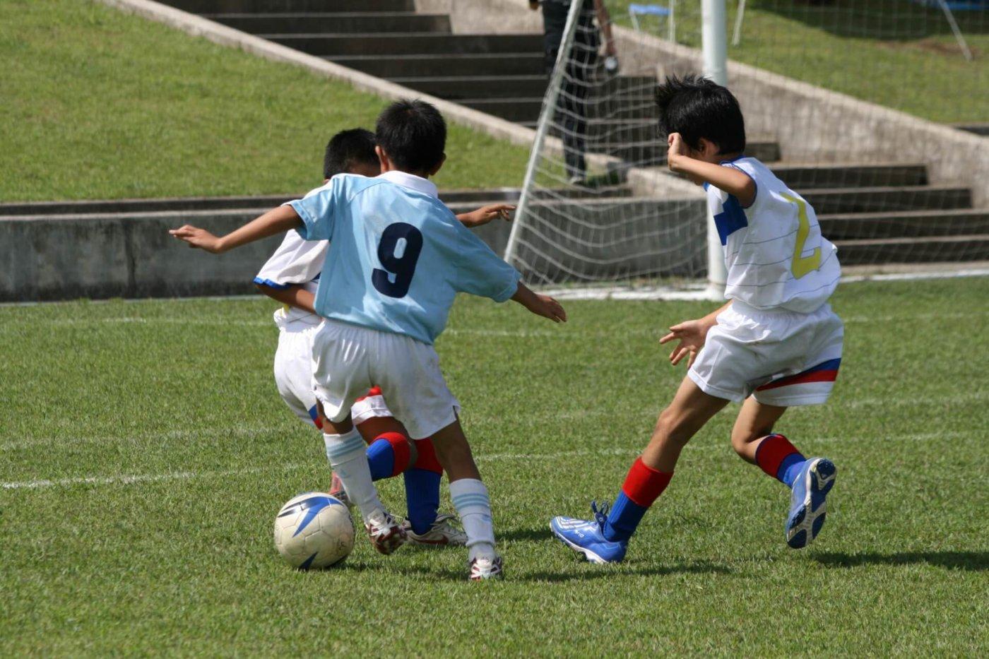 どうすればいい?子供のサッカー練習着の選び方