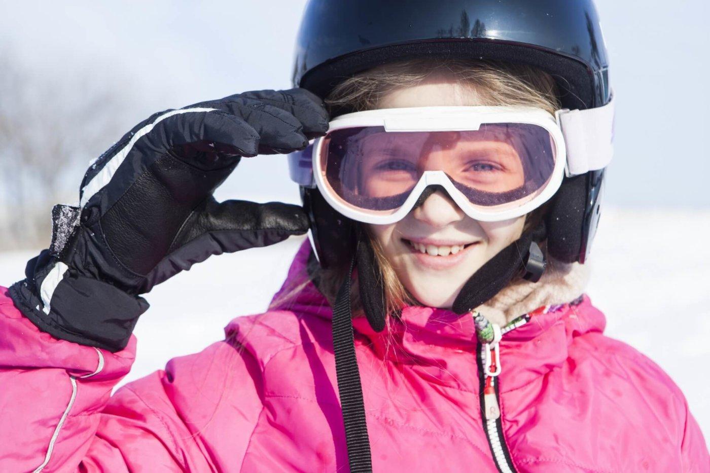 スキーにベストなゴーグルを選ぼう