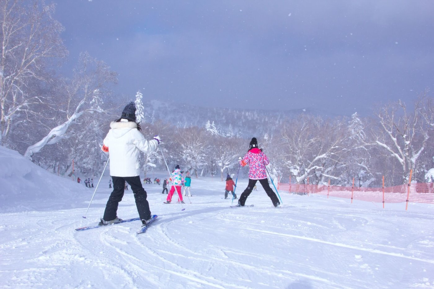 スキーの寒さにグローブは必需品
