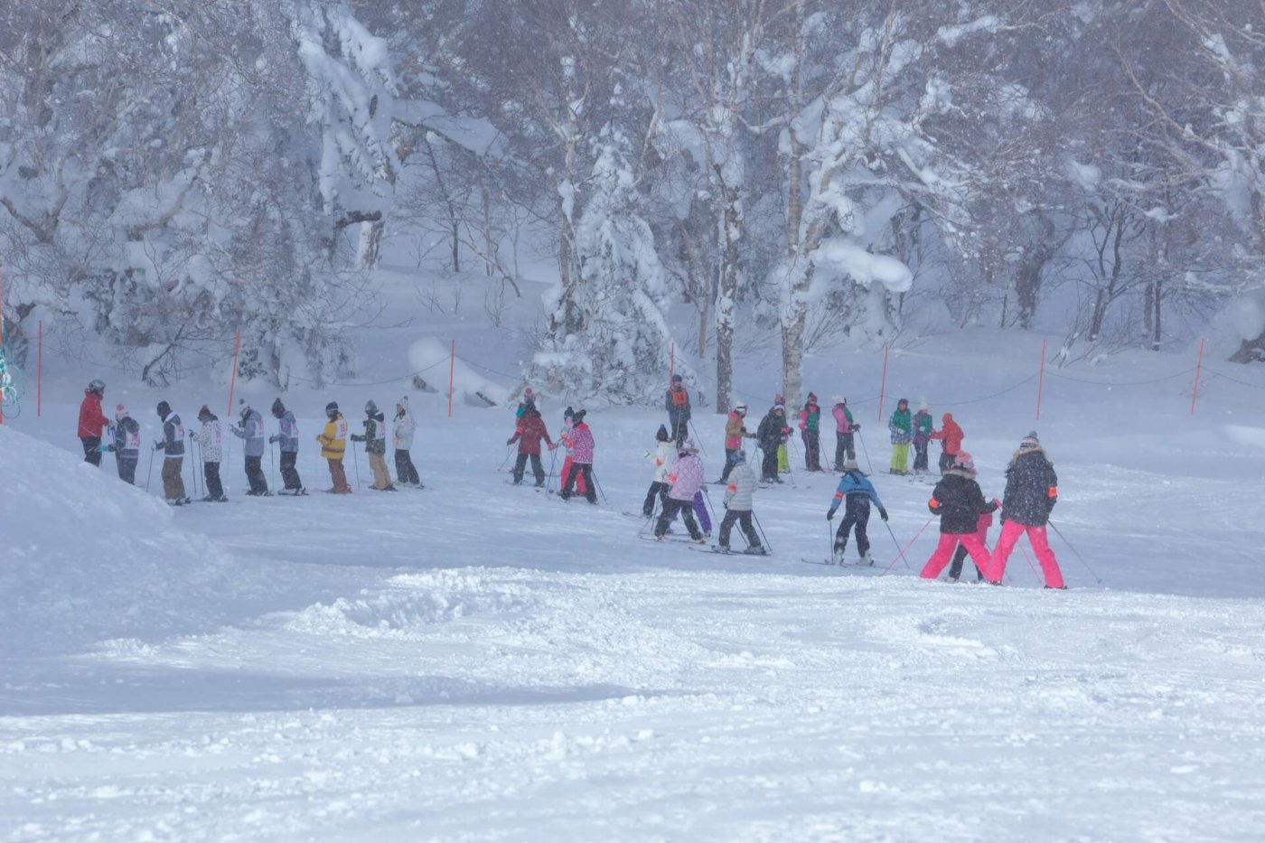 スキーの検定!?バッジテストとは