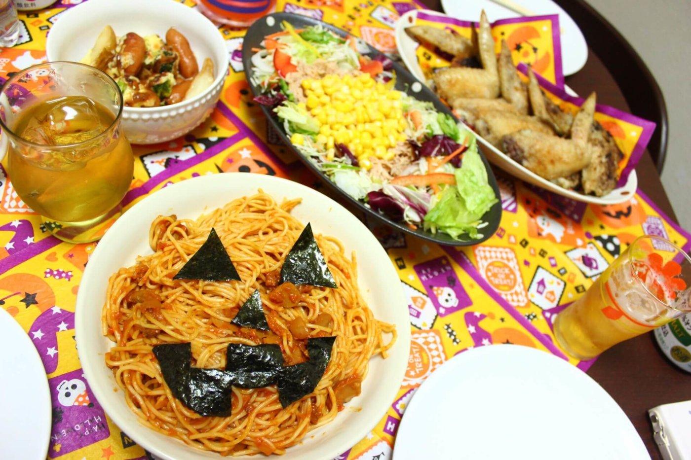 【ハロウィンパーティー】みんなが喜ぶ、褒められ料理はコレ!