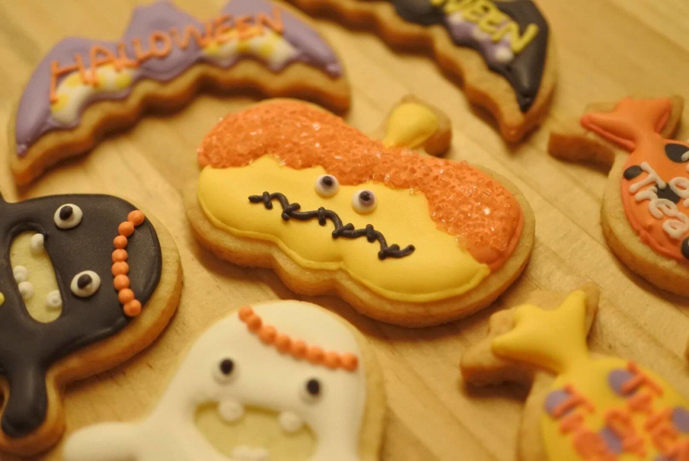 ハロウィンのクッキー型がかわいい!こんな型でクッキーを焼いてみたい6選