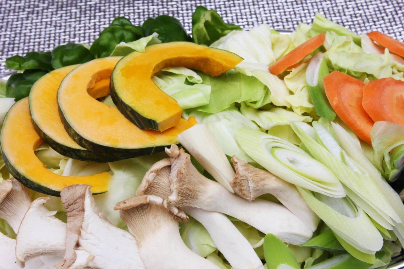 お肉もいいけど野菜もね!健康考慮のバーベキュー