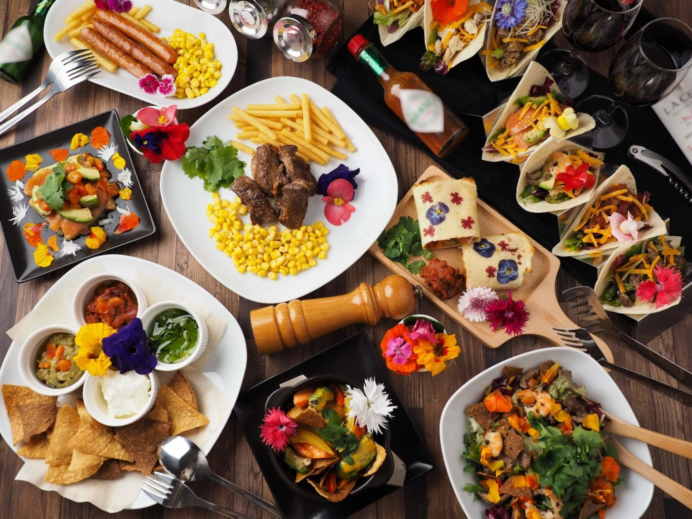 簡単だけど豪華に見えて楽しいパーティー料理