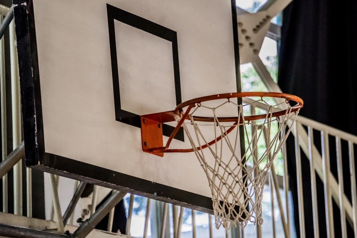 バスケのゴールが設置されている公園 〜宮城編〜